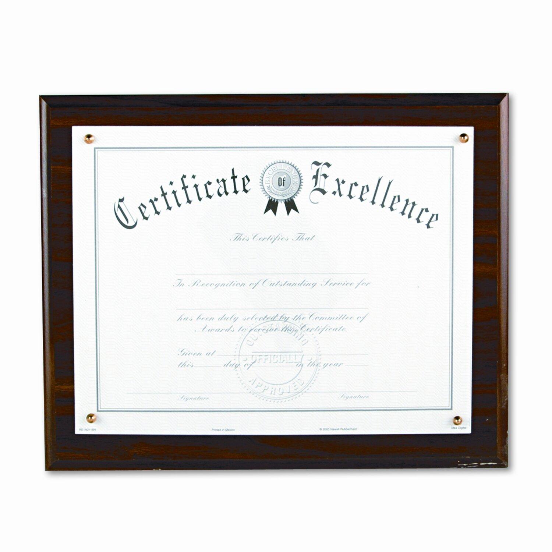 dax manufacturing inc award plaque wood acrylic frame. Black Bedroom Furniture Sets. Home Design Ideas