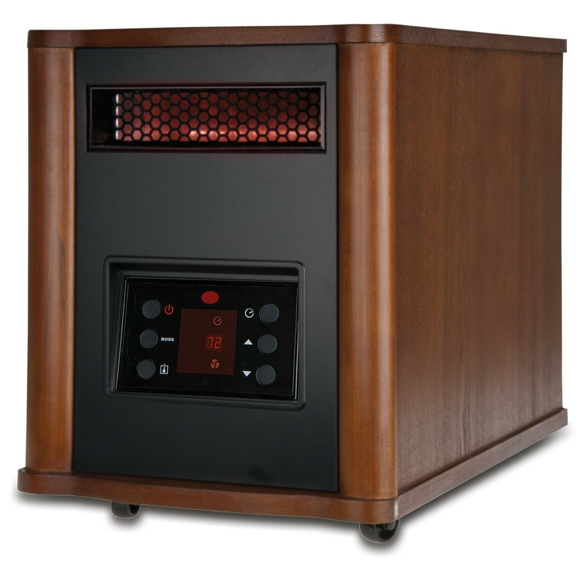 Holmes Products Portable Electric Infrared Cabinet Heater