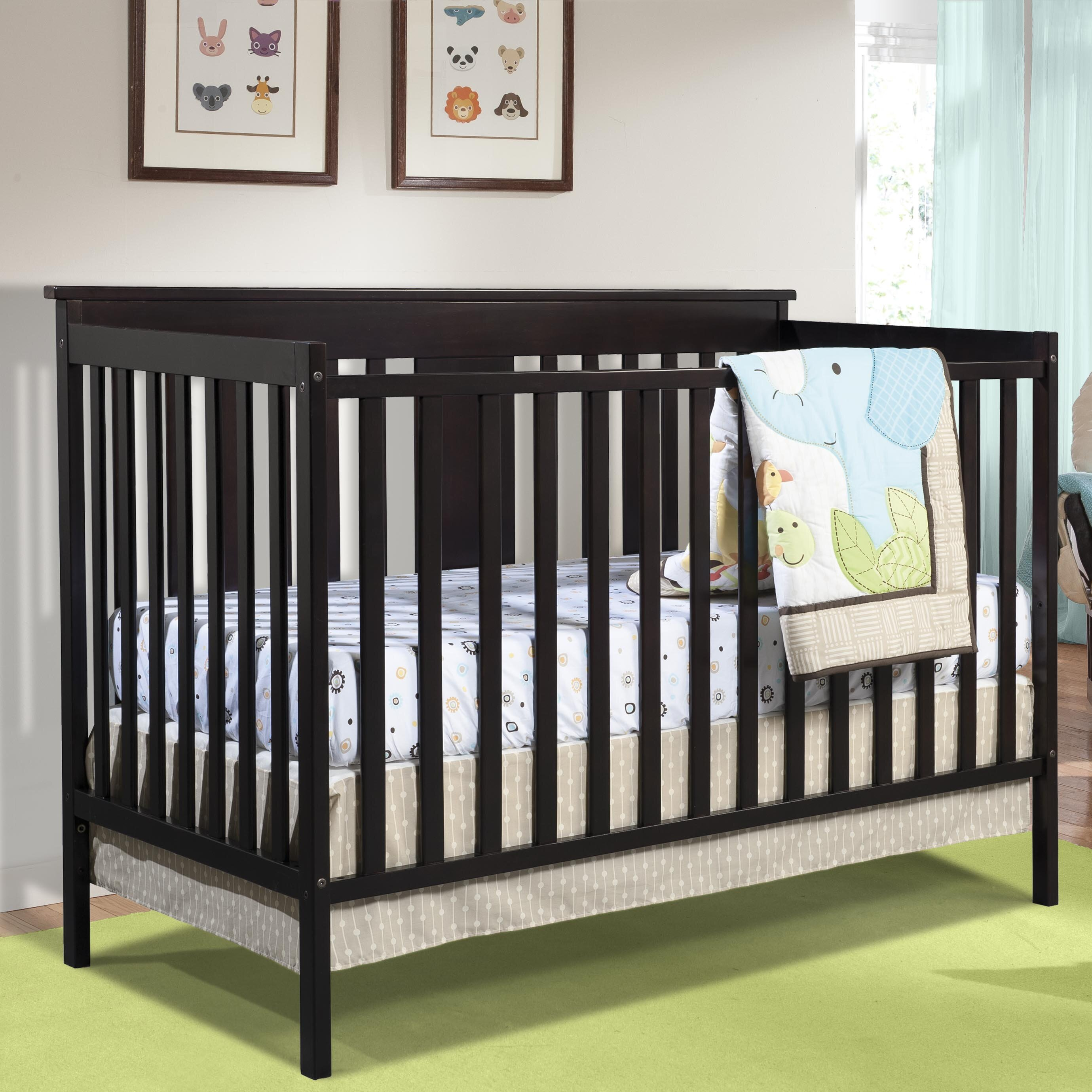 Storkcraft Mission Ridge Stages 3 In 1 Convertible Crib