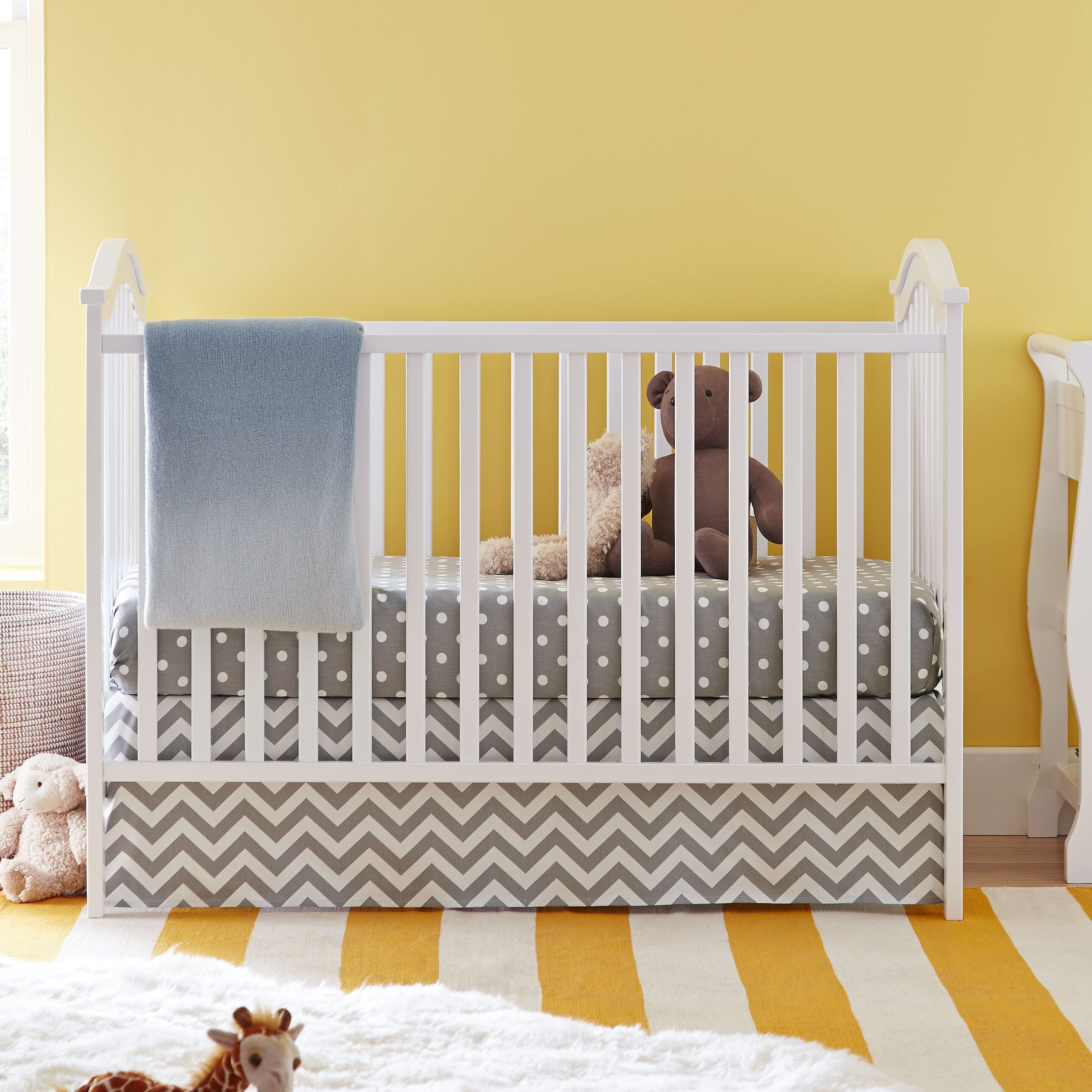 Storkcraft Hampton 2 In 1 Convertible Crib Amp Reviews Wayfair