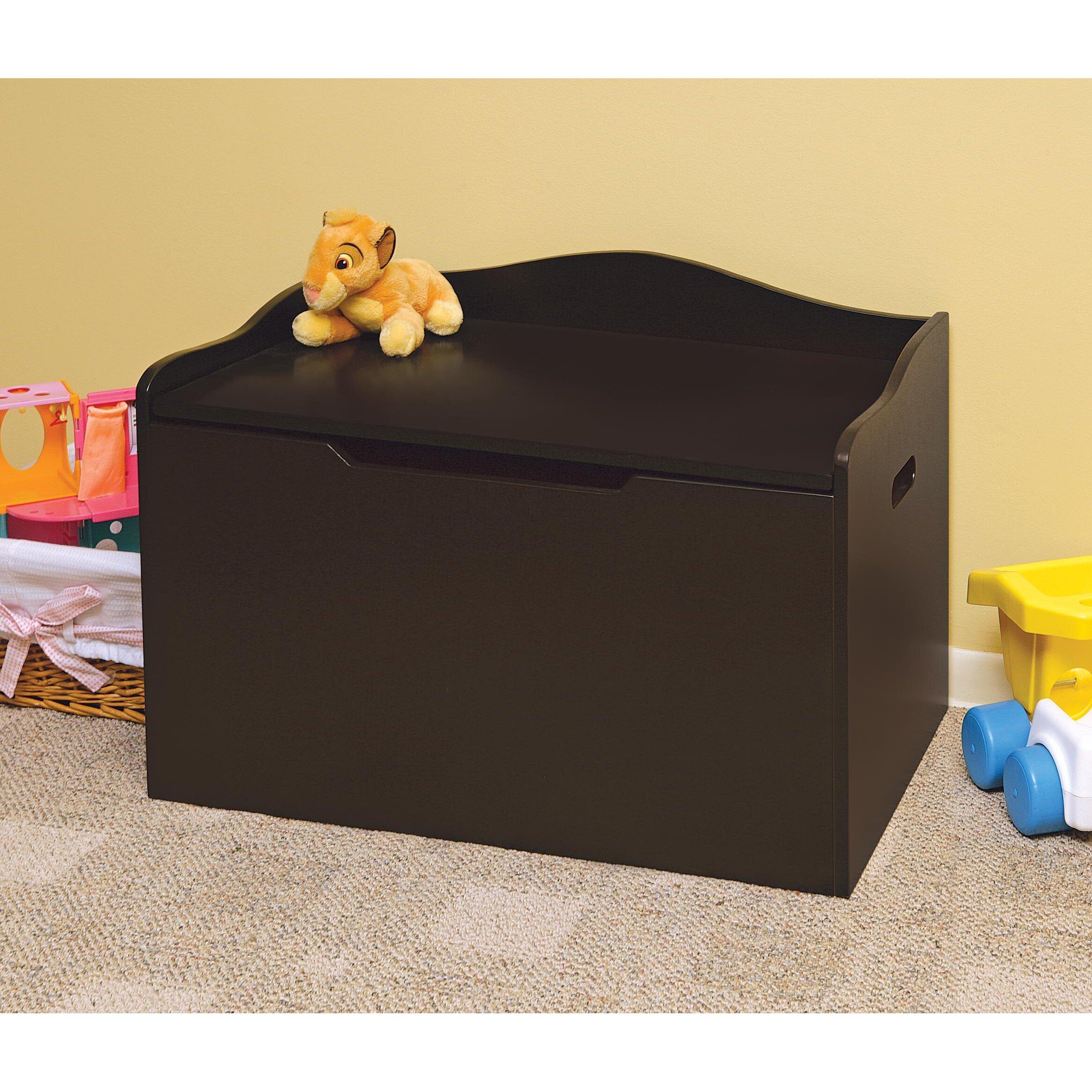 Badger Basket Bench Top Toy Box Reviews Wayfair