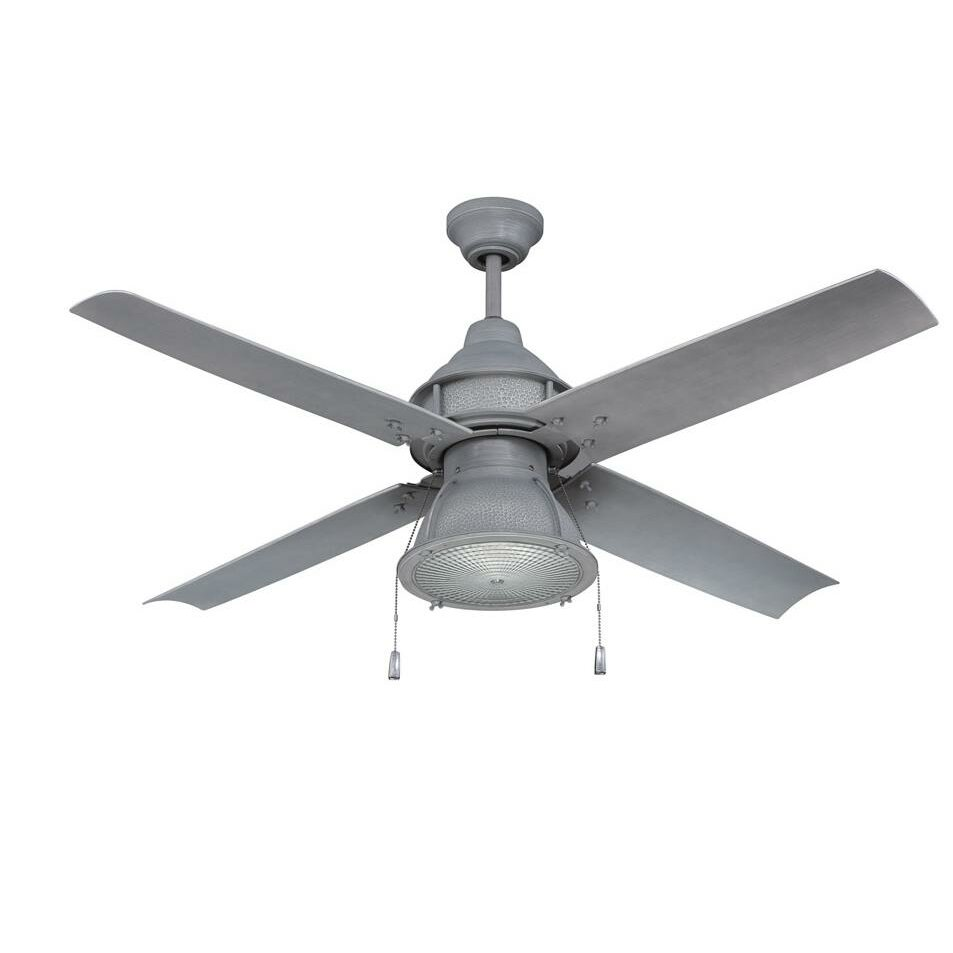 Craftmade 52 Port Arbor 4 Blade Ceiling Fan Amp Reviews