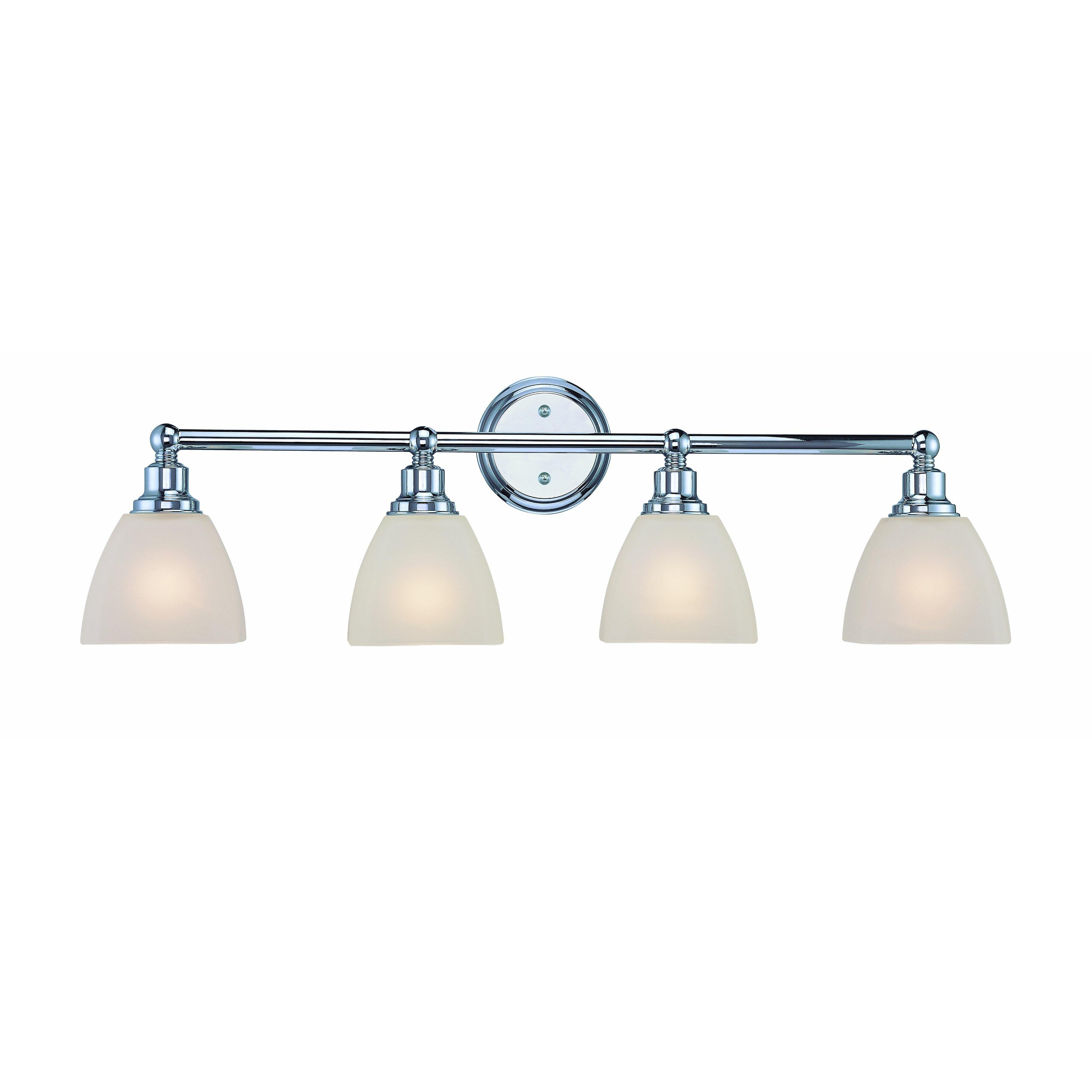 Craftmade Bradley 4 Light Vanity Light & Reviews Wayfair
