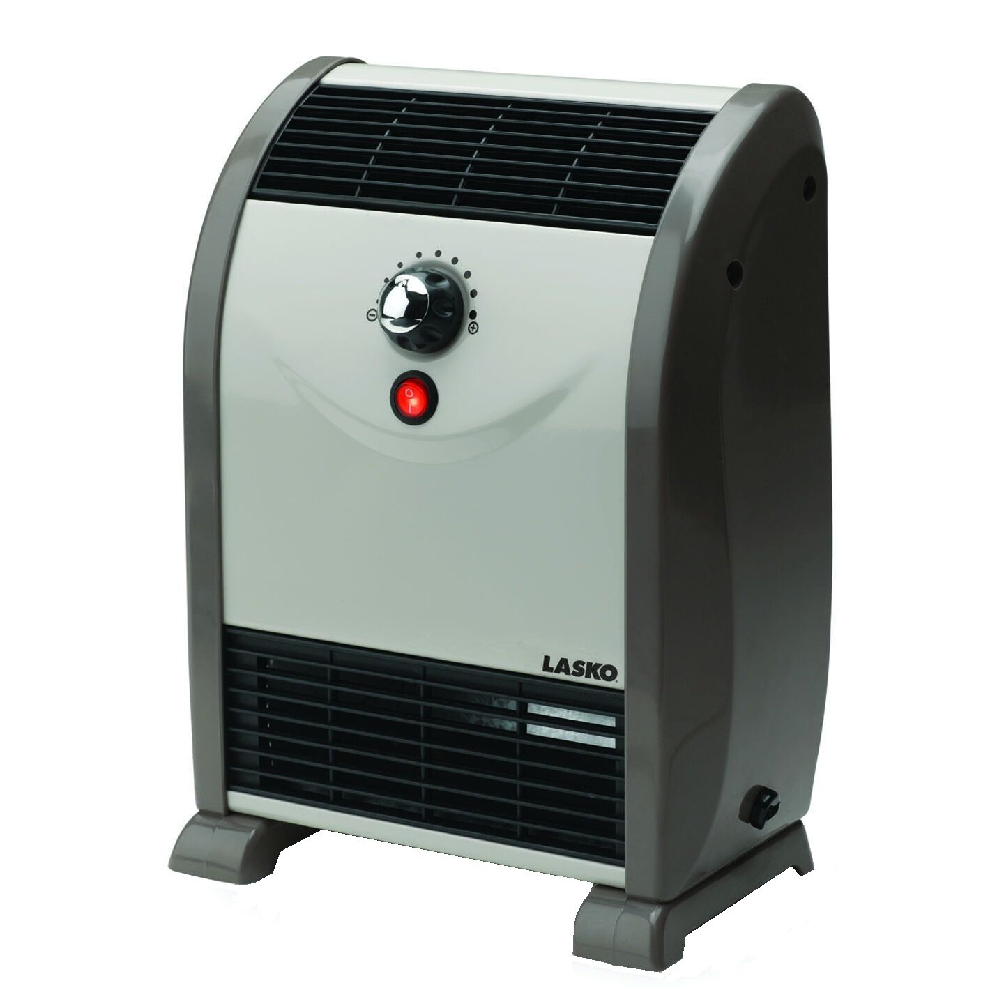 Lasko 1500 Watt Portable Electric Fan Compact Heater with