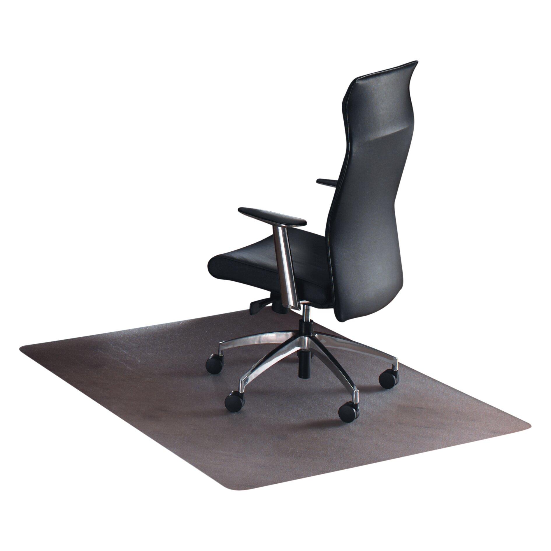 best of images of hard floor chair mat