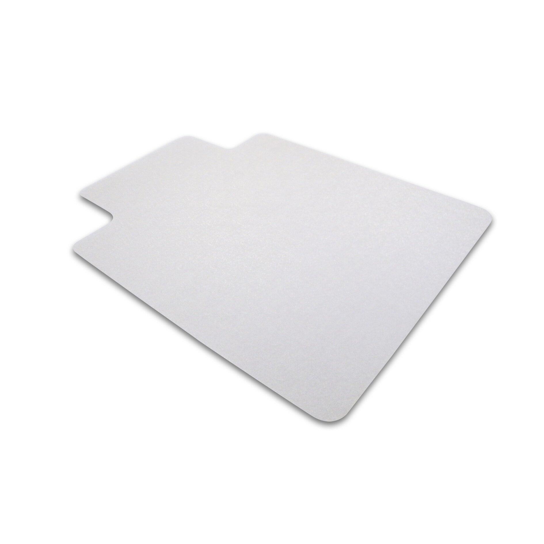 floortex cleartex hard floor chair mat reviews wayfair. Black Bedroom Furniture Sets. Home Design Ideas