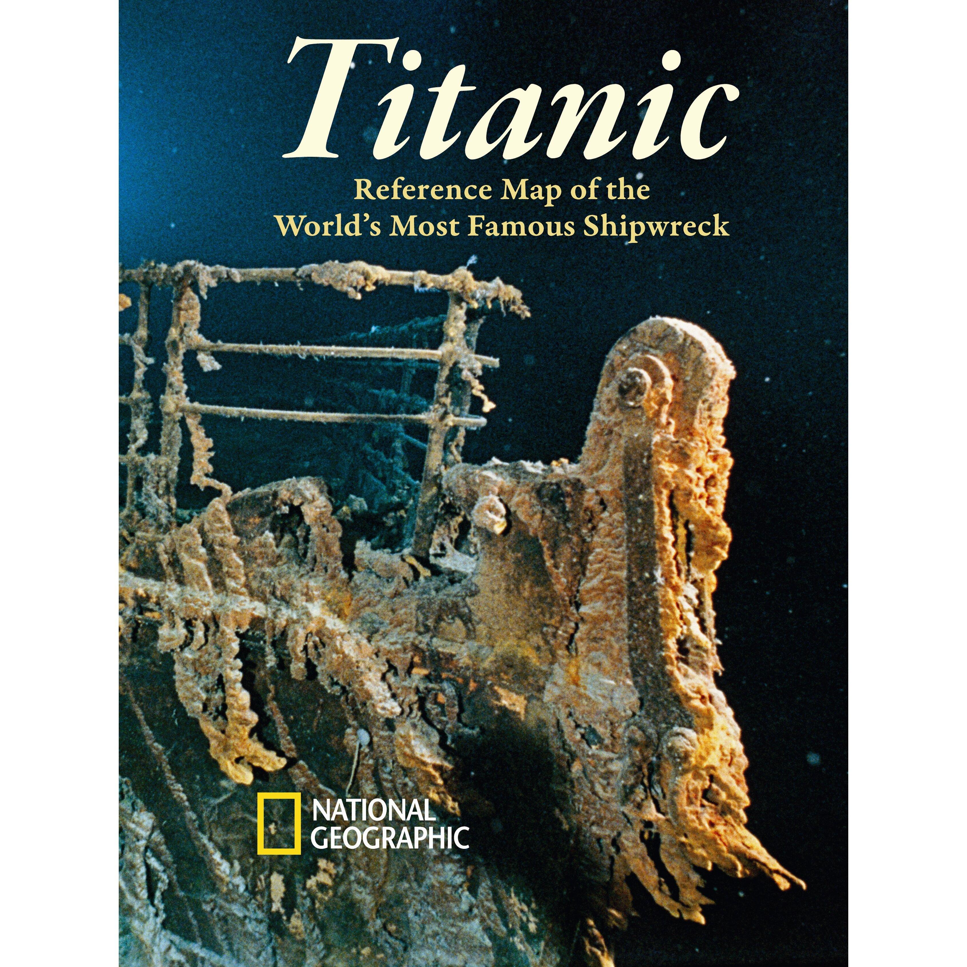 National Geographic Kids Games Titanic