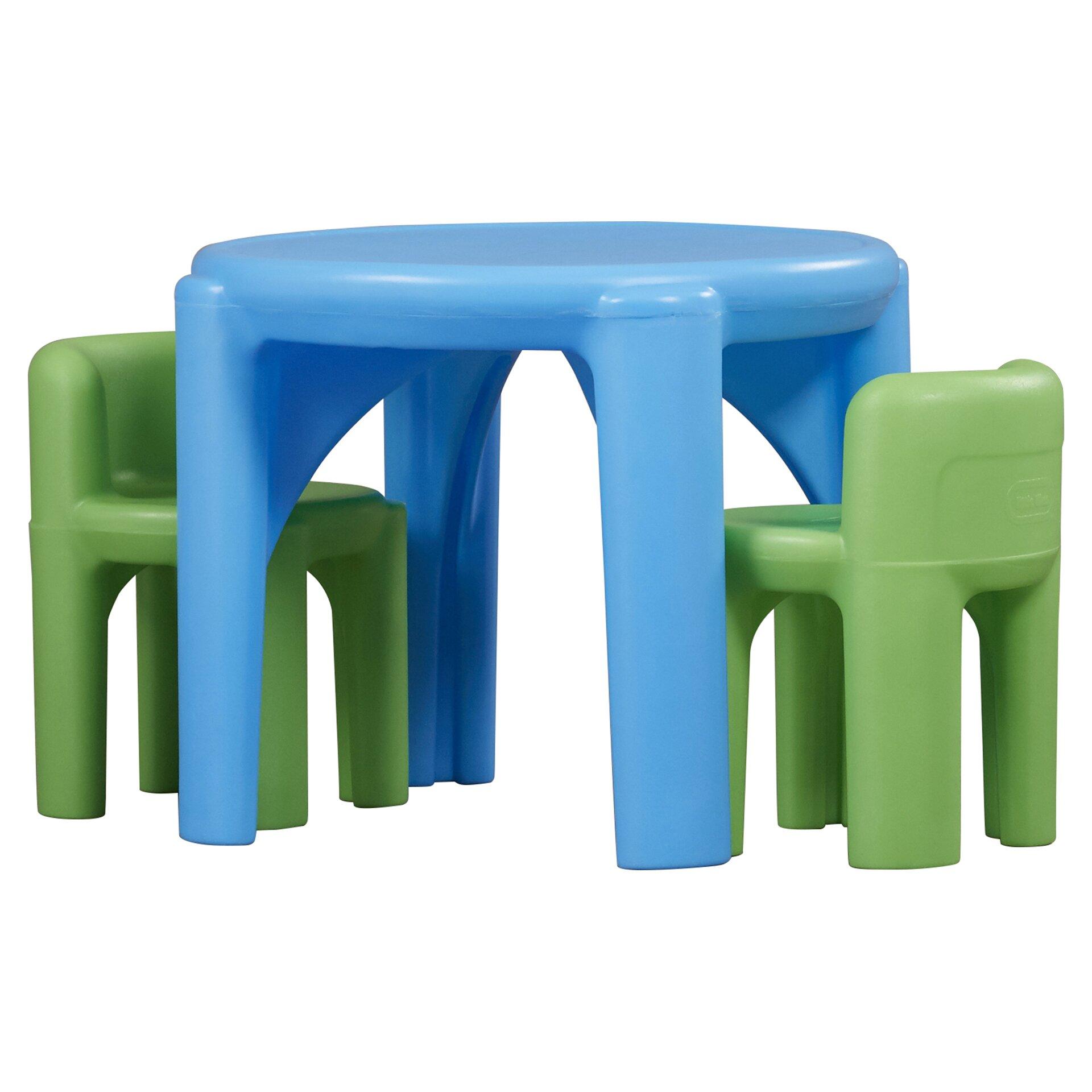 Little Tikes Kids39 3 Piece Table Chair Set Reviews