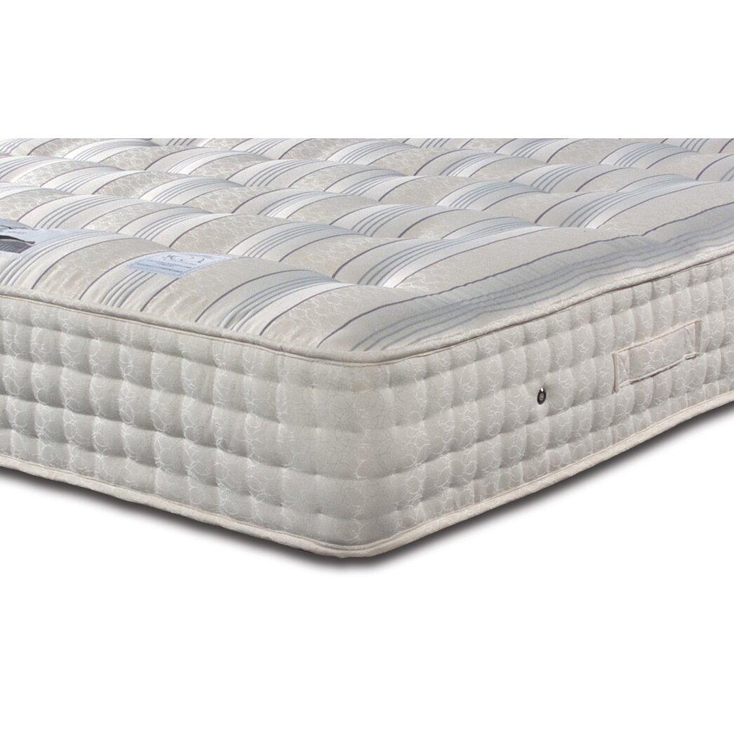 Sleepeezee backcare ultimate pocket sprung 2000 mattress for Pocket sprung