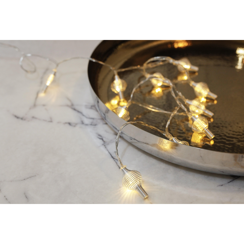 Kikkerland 10-Light Spiral String Lights & Reviews Wayfair.ca