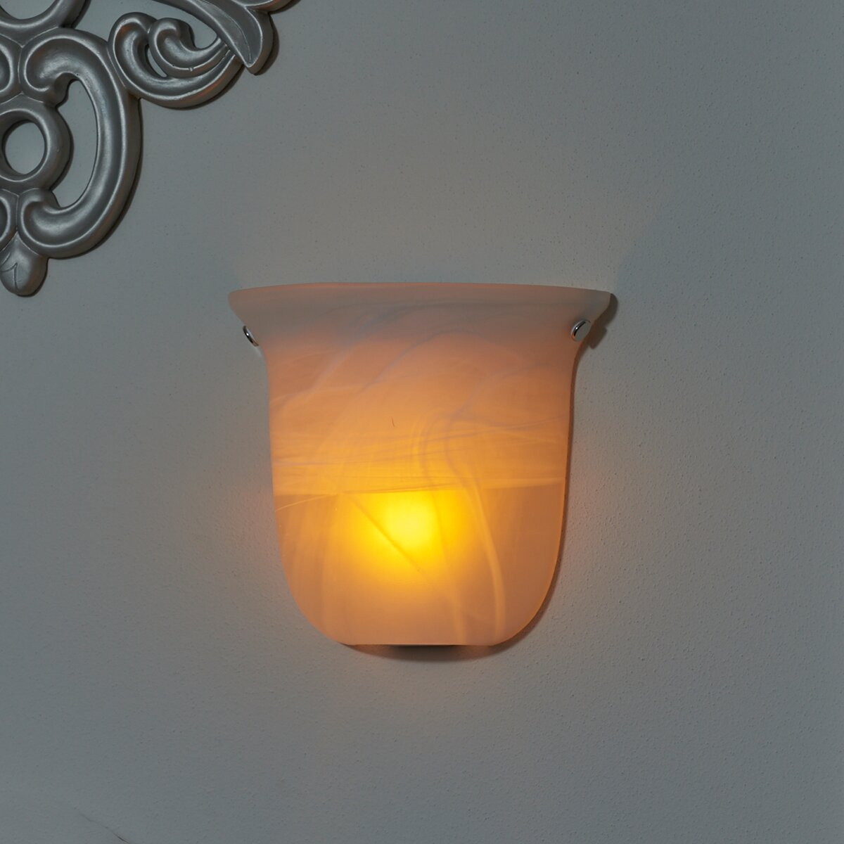 It 39 S Exciting Lighting 7 Light Bell Wall Sconce Reviews