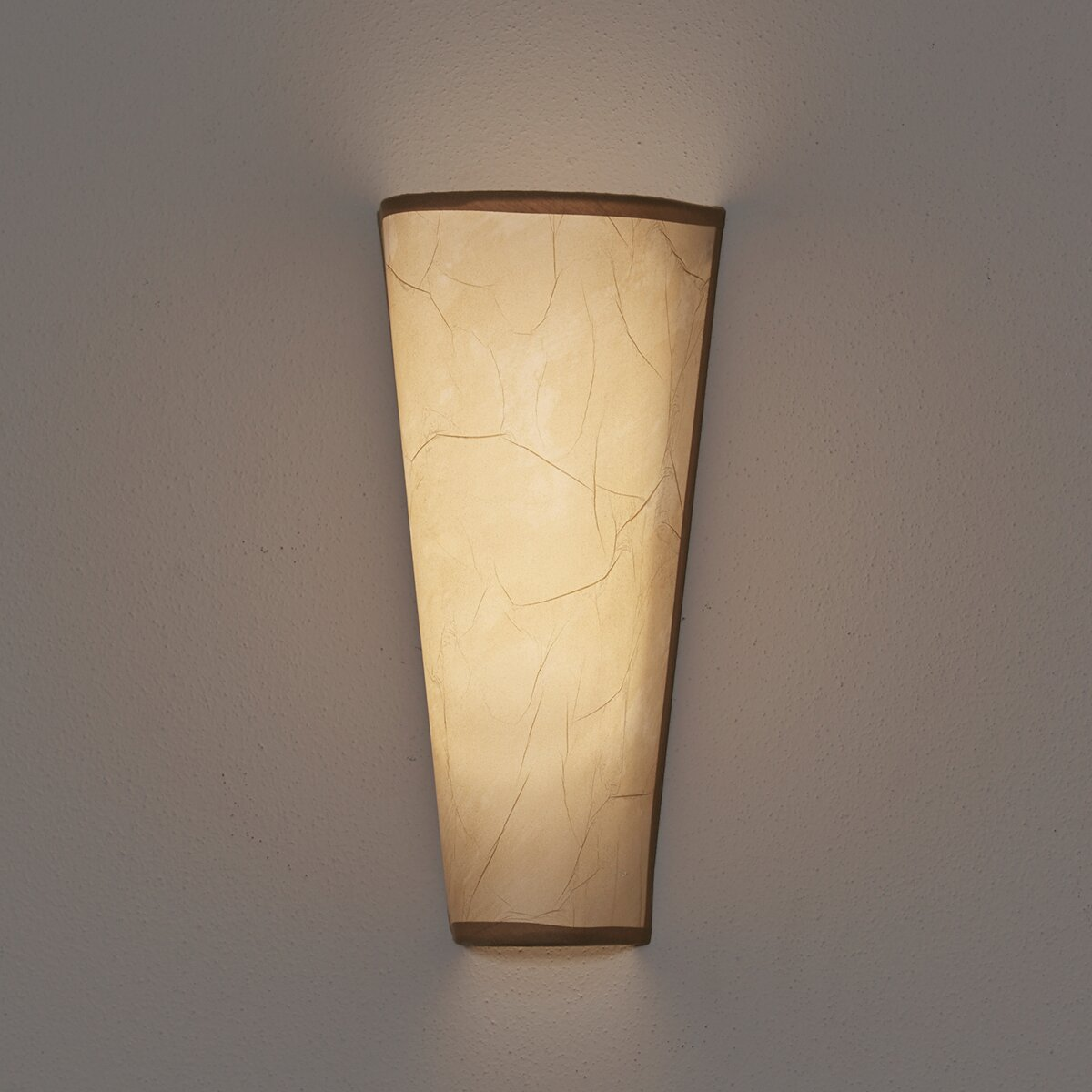 It 39 S Exciting Lighting 7 Light Rice Paper Wall Sconce Reviews Way