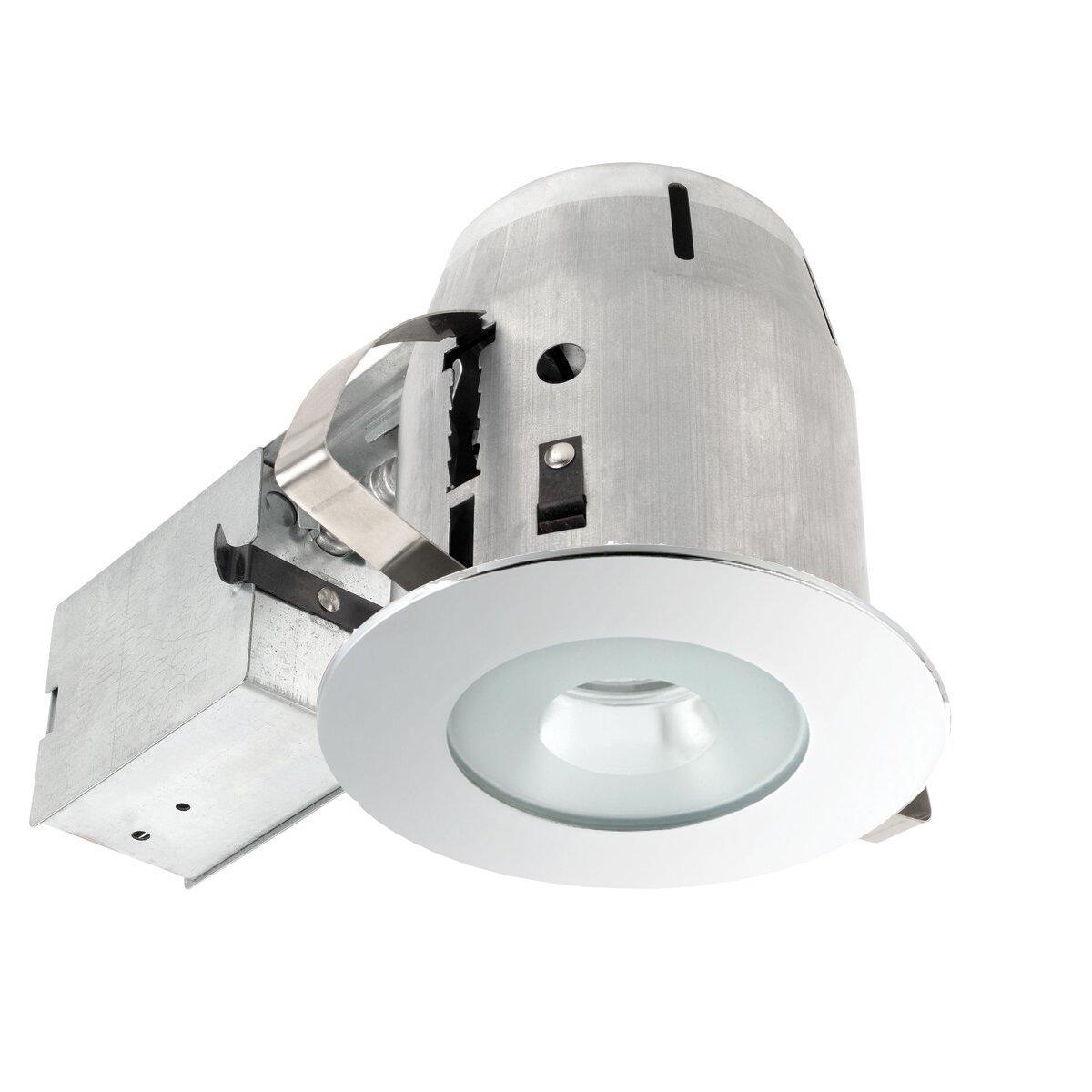 Bathroom Recessed Lighting Kit