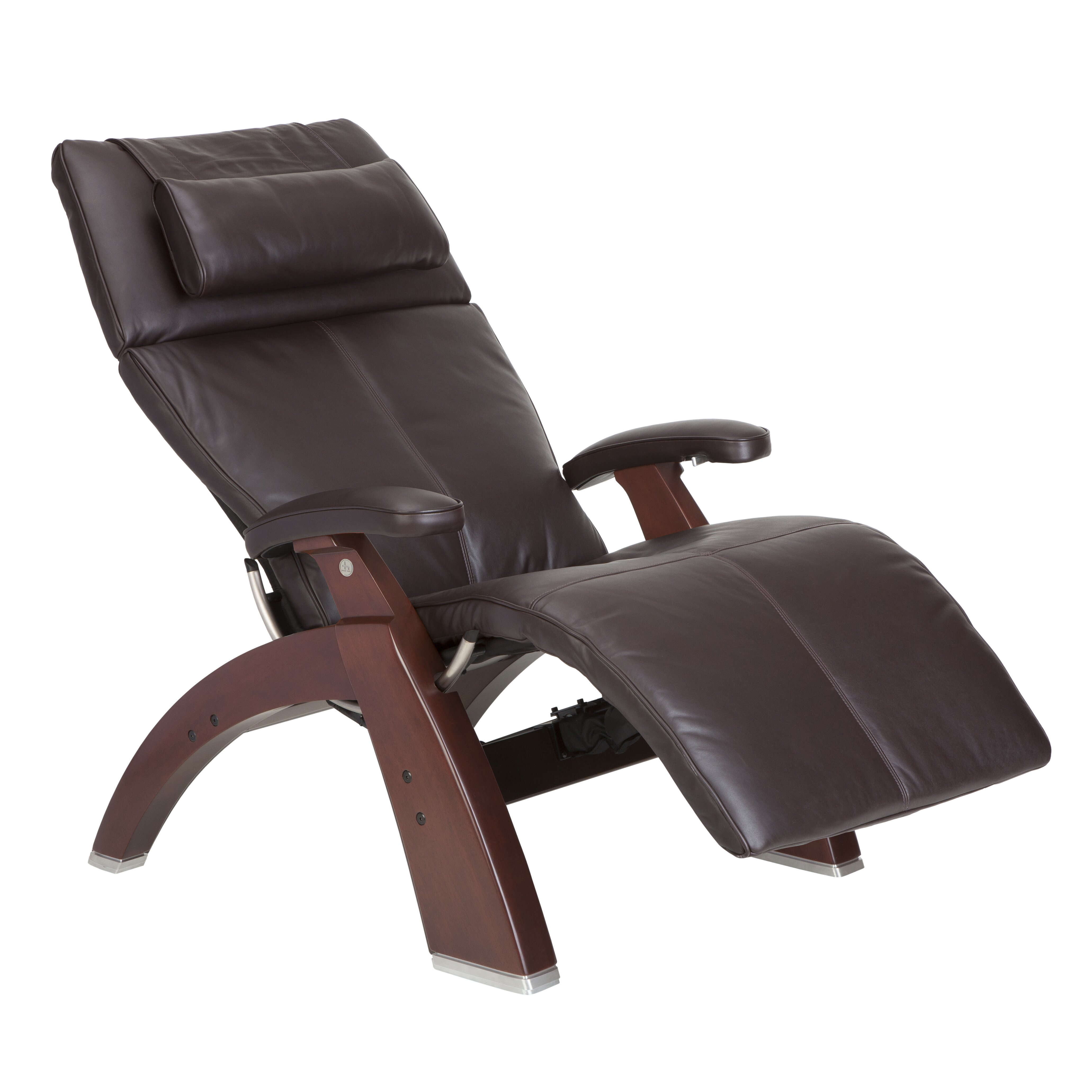 Human touch perfect chair pc 500 silhouette leather zero - Zero gravity recliner chair for living room ...