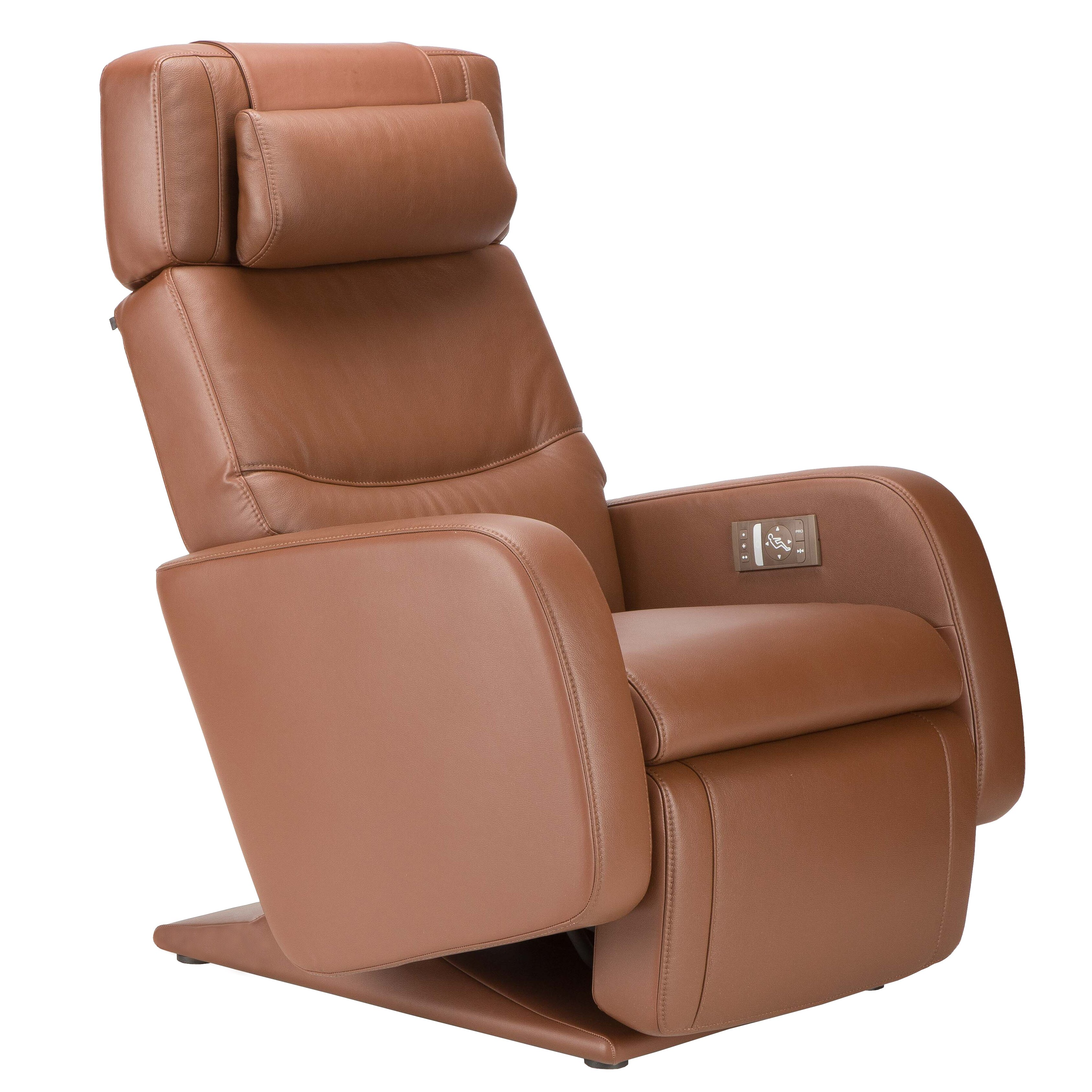 Human touch zero gravity leather recliner wayfair - Zero gravity recliner chair for living room ...