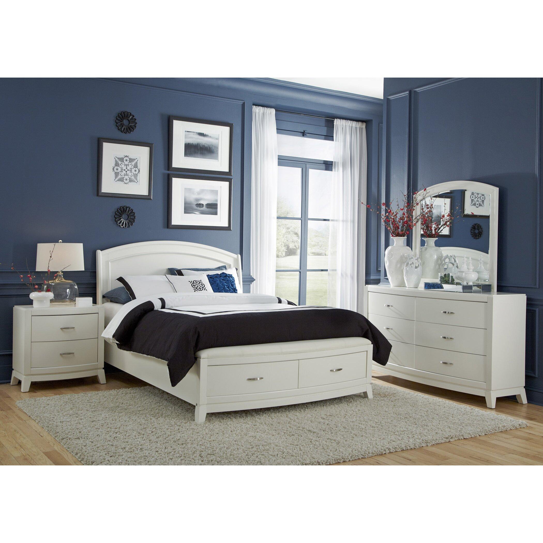 Liberty Furniture 2 Drawer Nightstand & Reviews