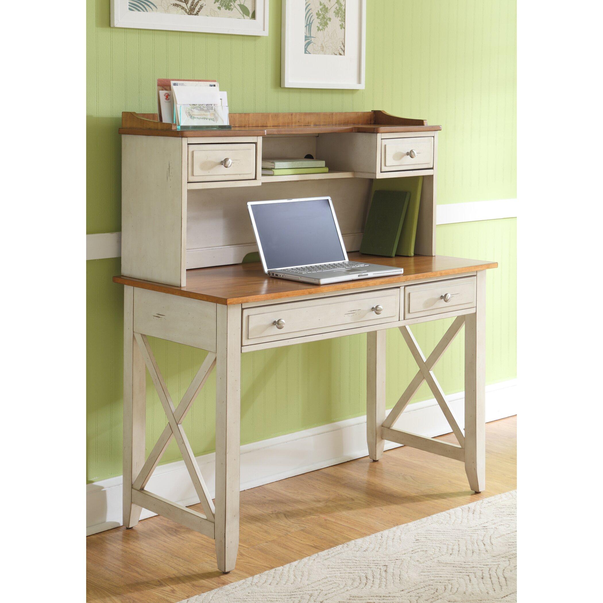Liberty Furniture 5 Piece Standard Desk Office Suite