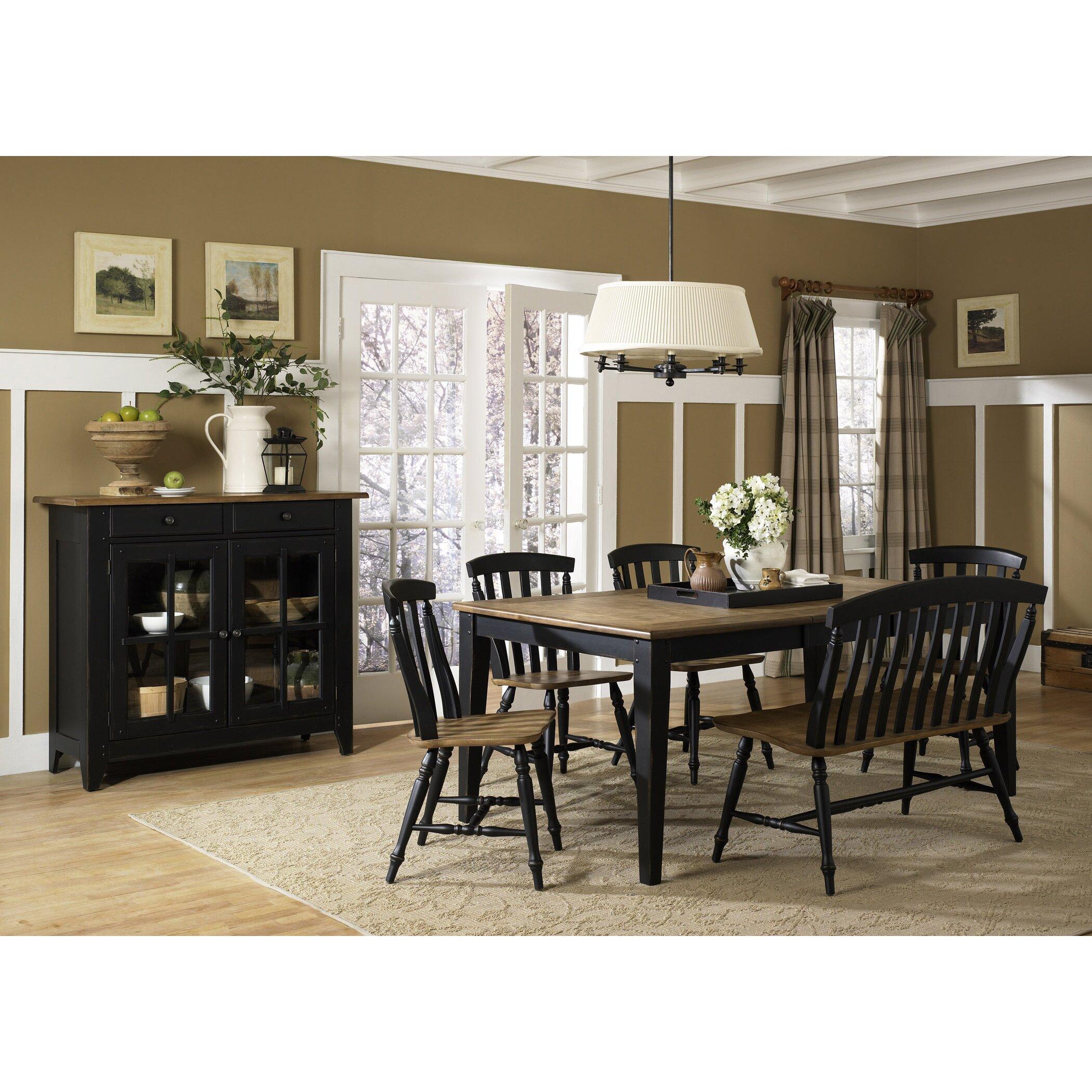 Liberty Furniture Al Fresco Kitchen Bench & Reviews