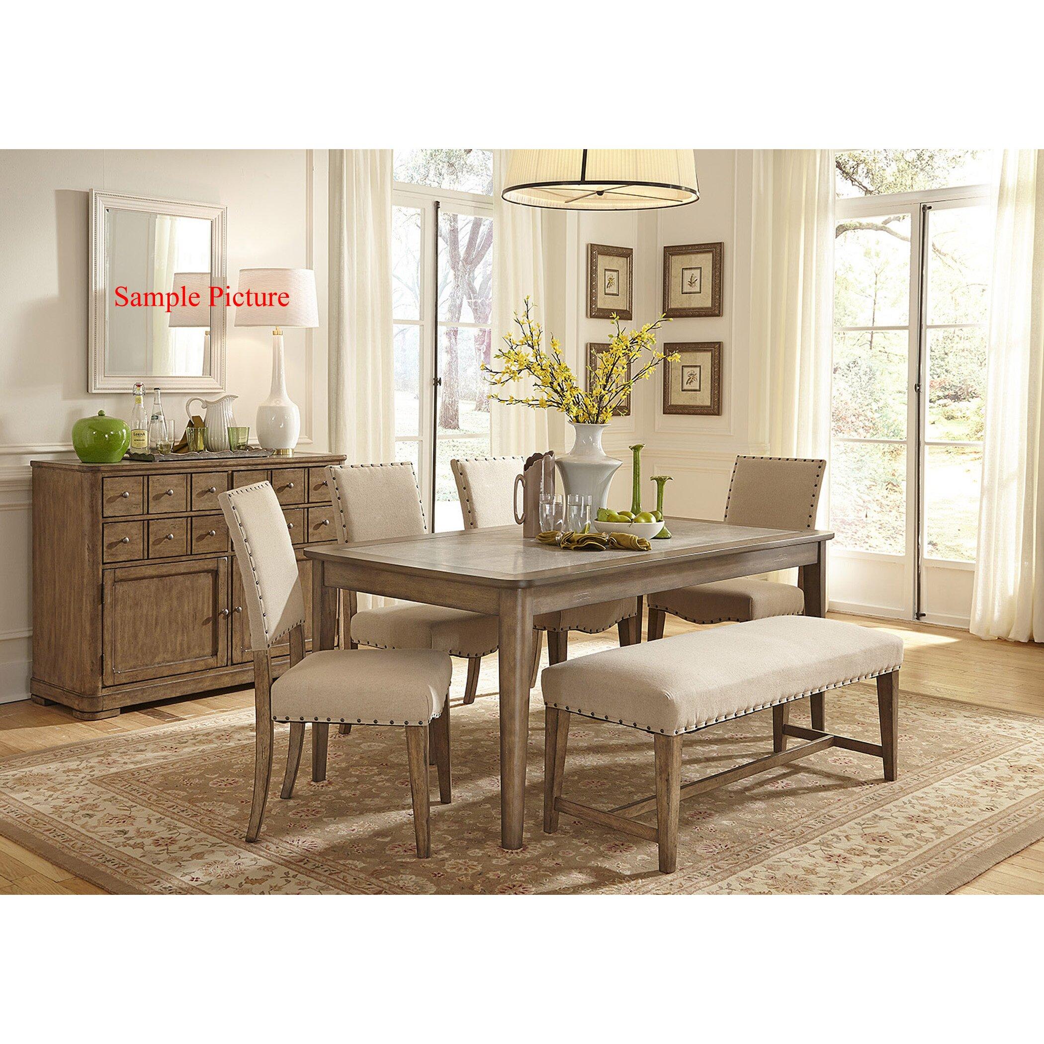 Liberty Furniture Kitchen Bench & Reviews