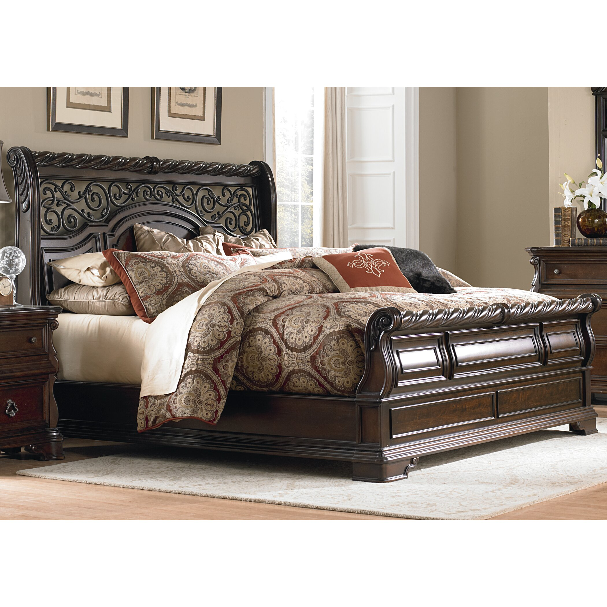 That Furniture Place: Liberty Furniture Arbor Place Customizable Bedroom Set