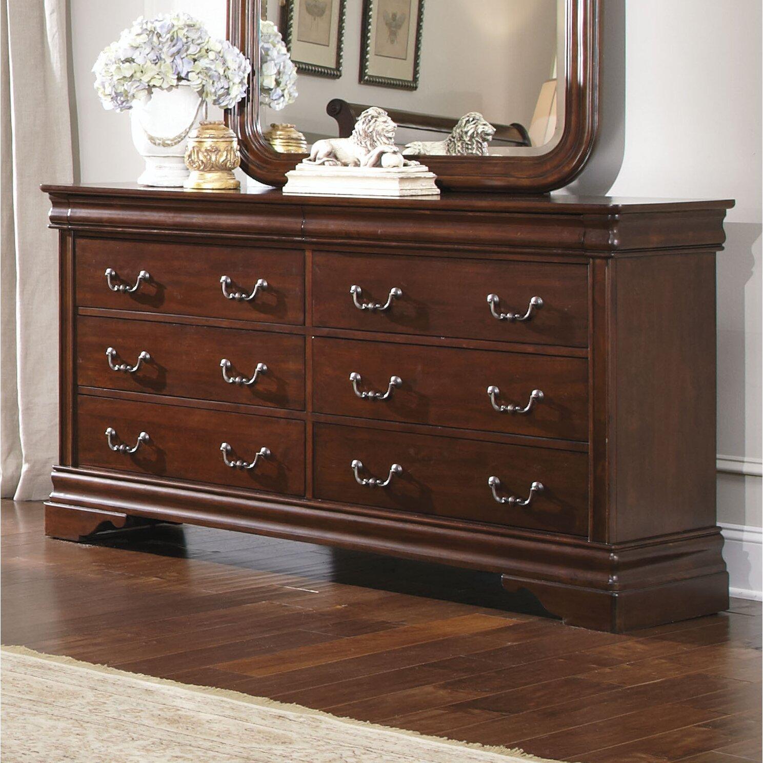 Liberty Furniture Carriage Court Sleigh Customizable Bedroom Set Reviews Wayfair