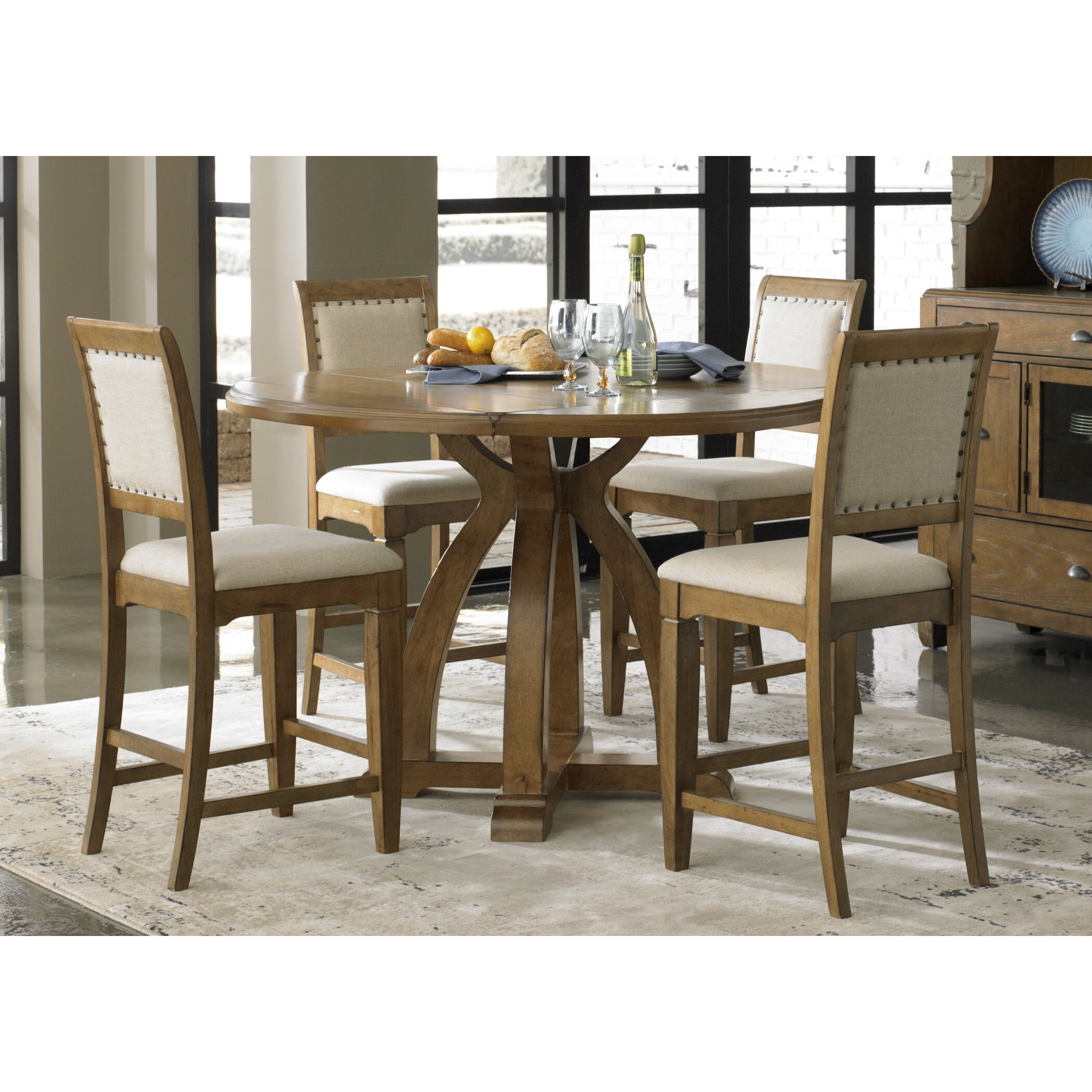 Liberty Furniture Town And Country Counter Height Dining