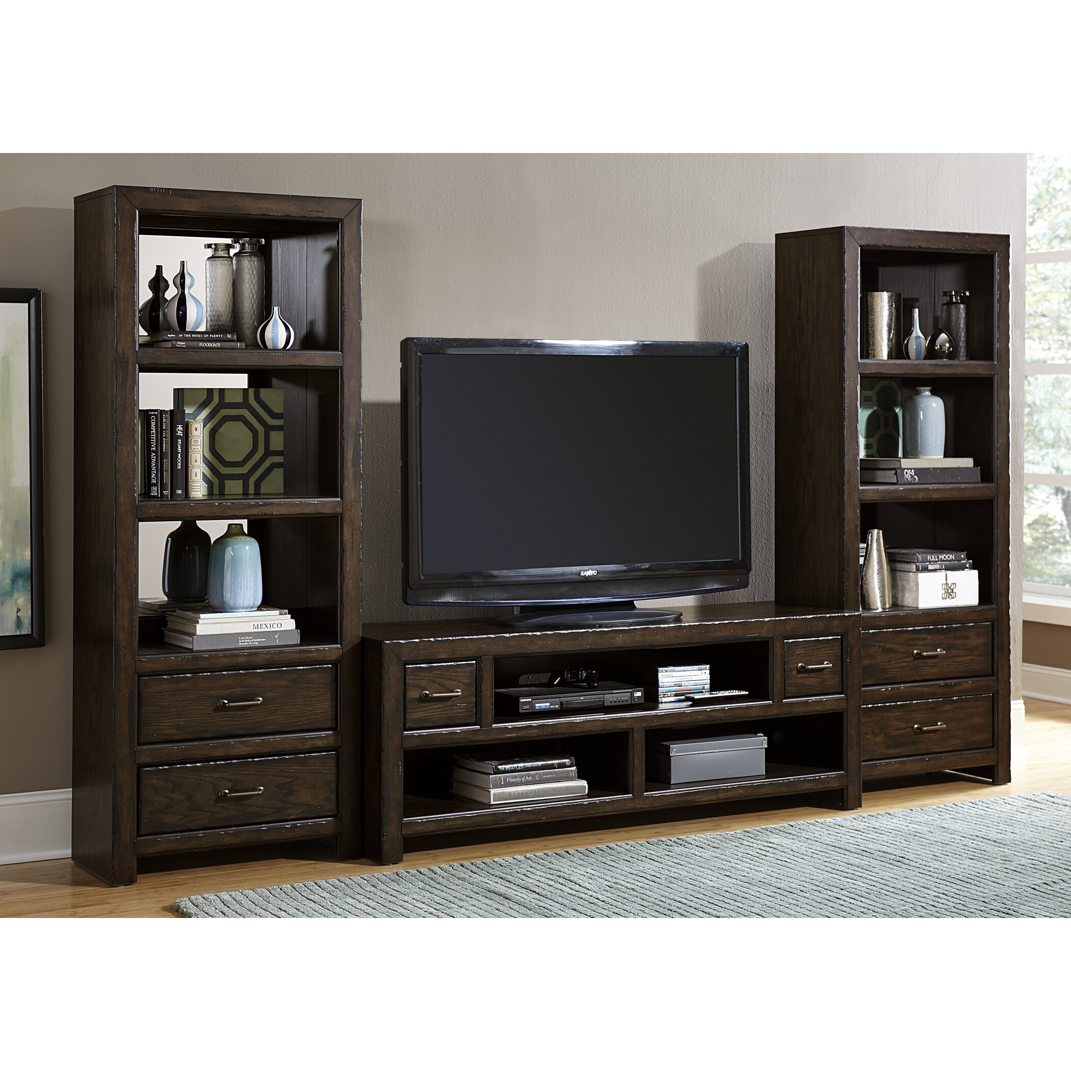 Liberty Furniture Tv Stand Reviews Wayfair