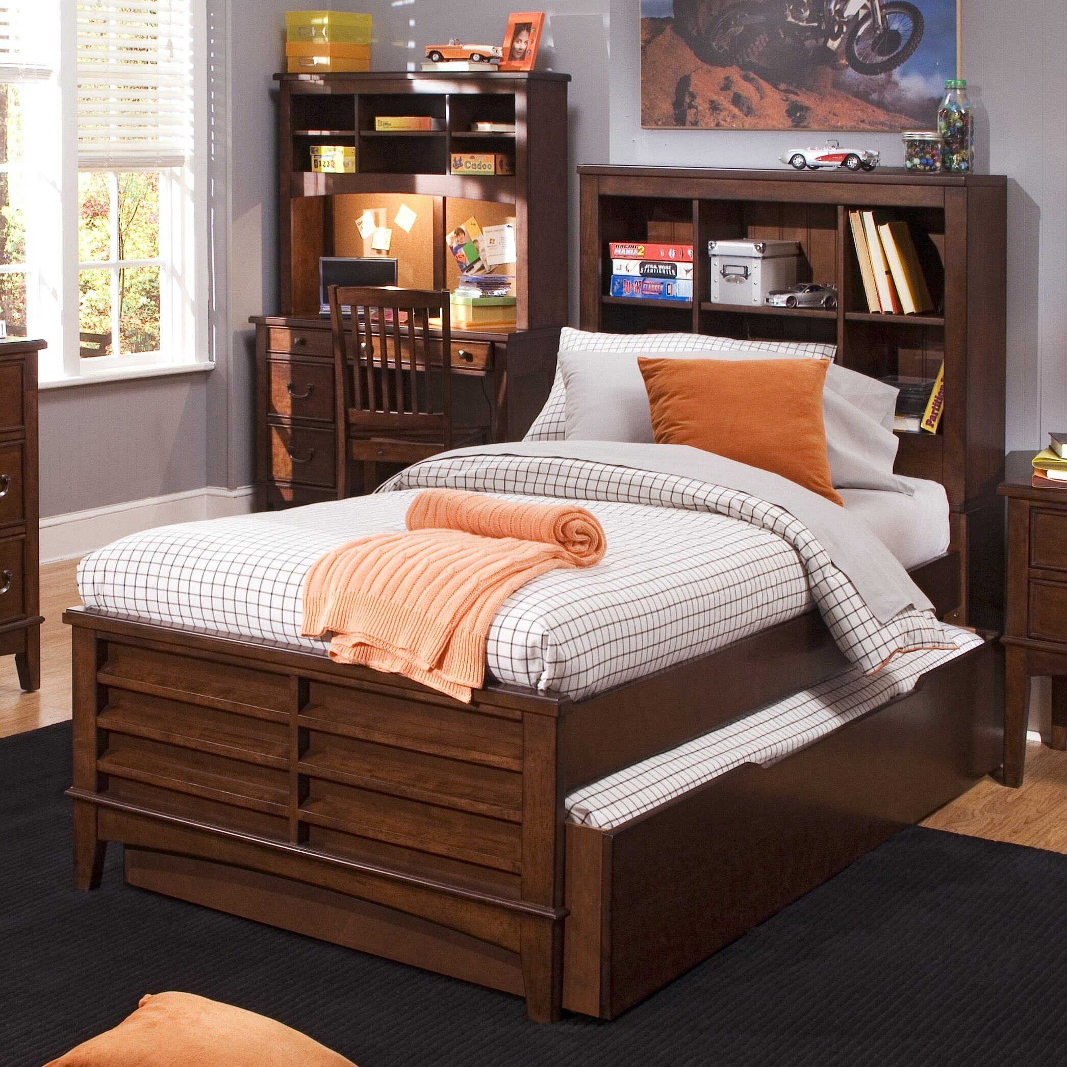 liberty furniture chelsea square panel customizable bedroom set reviews wayfair