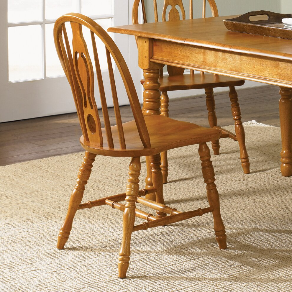 Windsor Kitchen Chairs: Liberty Furniture Country Haven Windsor Side Chair