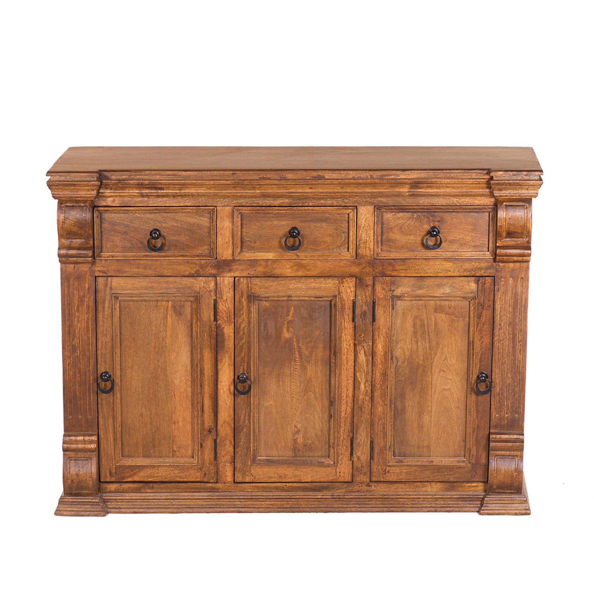 Yosemite Home Decor Console Cabinet & Reviews