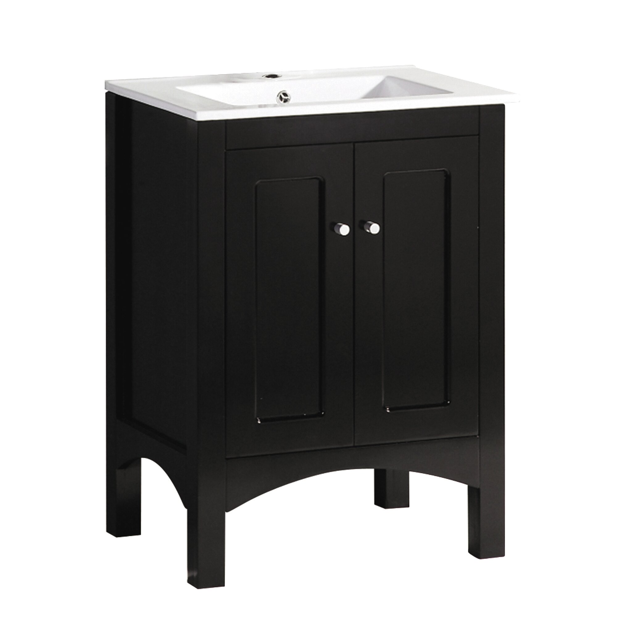 Yosemite Home Decor 24 Single Bathroom Vanity Set