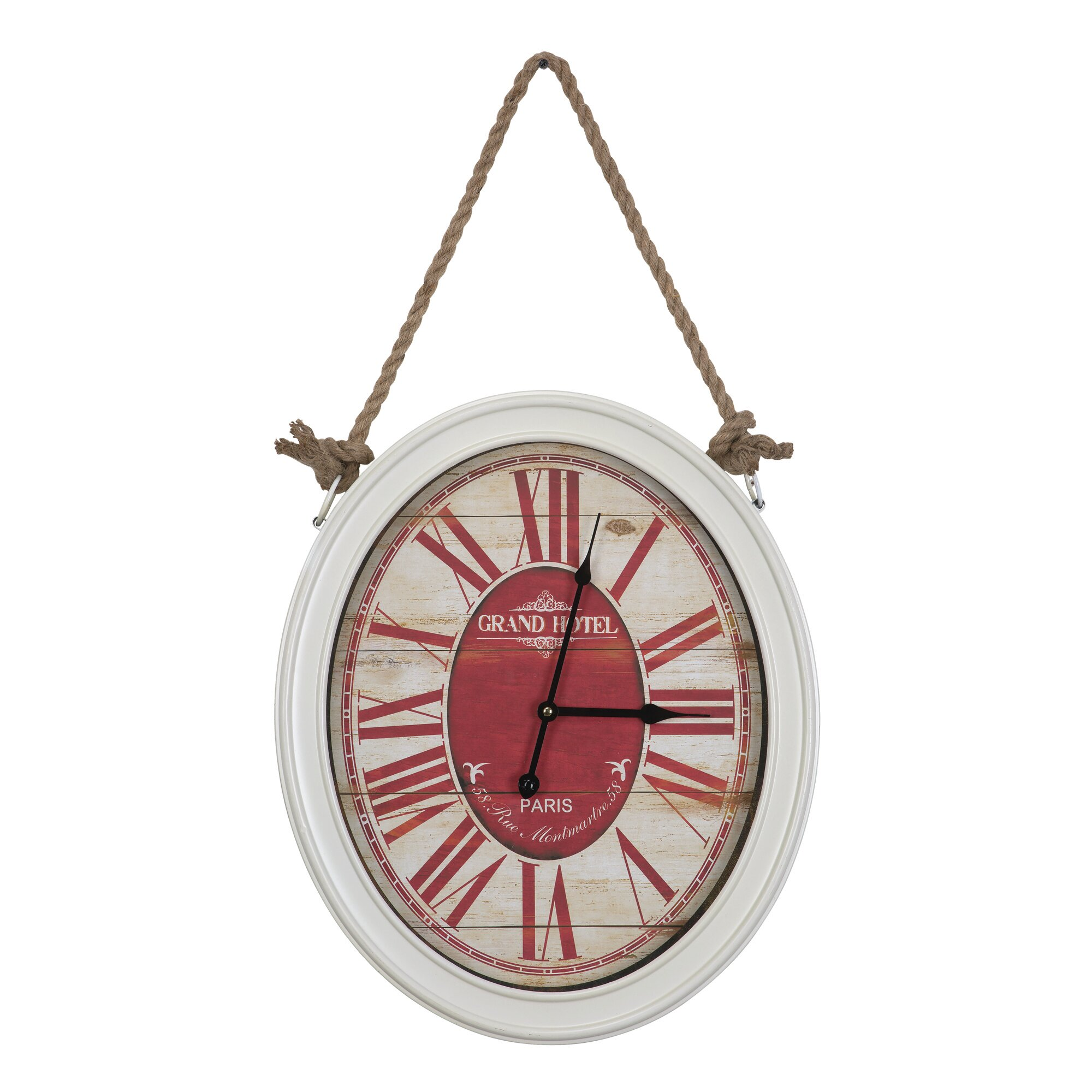 Yosemite Home Decor Wall Clock Wayfair