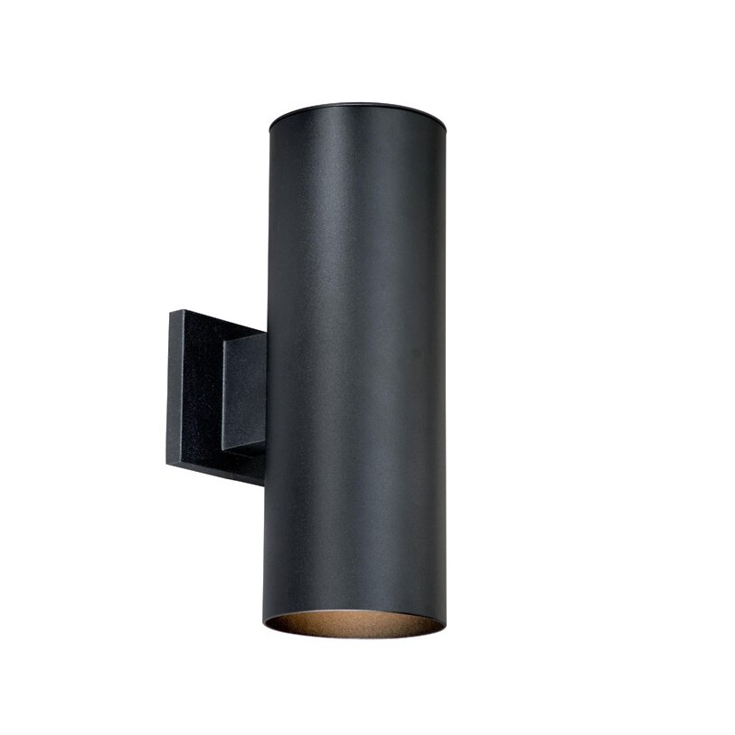 Vaxcel Chiasso 2 Light Outdoor Sconce & Reviews