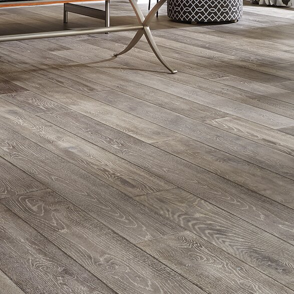 Mannington Antigua 7 White Oak Hardwood Flooring In
