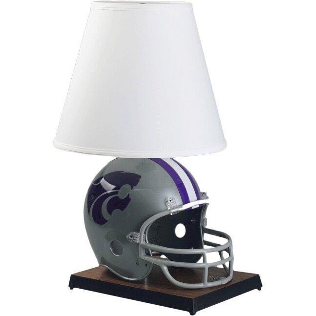 Wincraft Collegiate Ncaa Deluxe Helmet 24 Quot Table Lamp