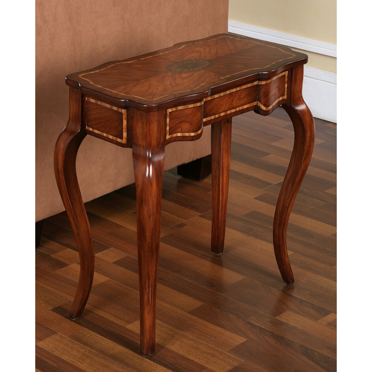 Accent treasures end table reviews wayfair for Accent end tables