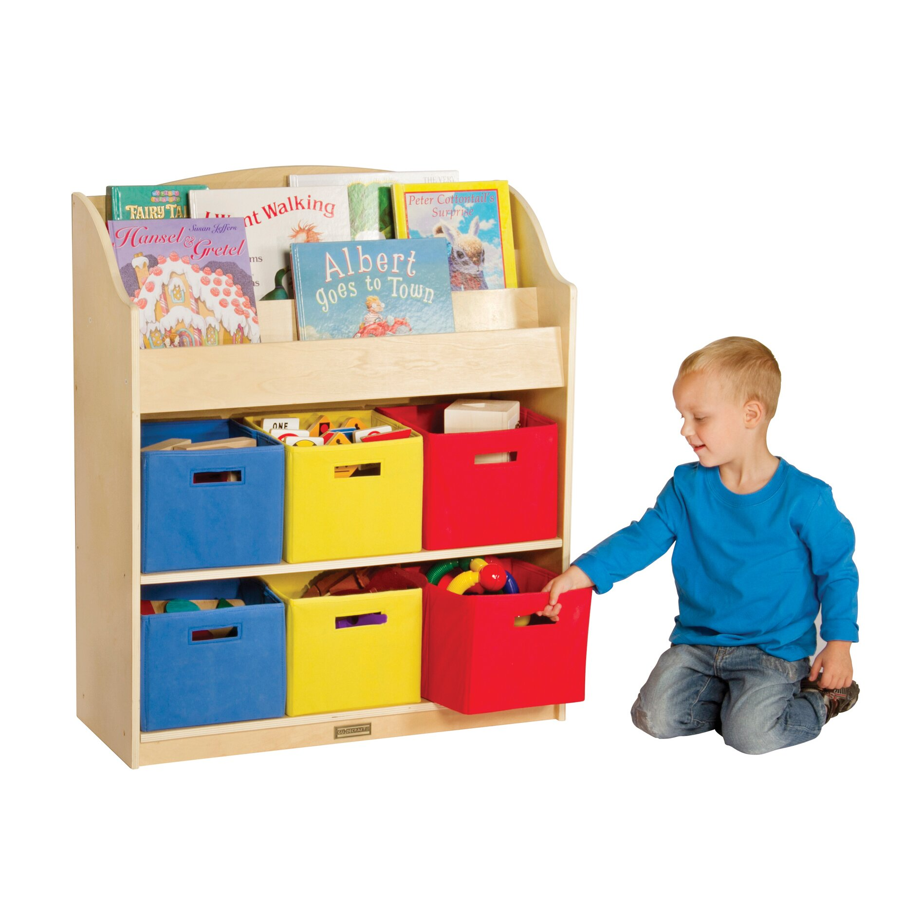 Guidecraft Classroom Furniture Toy Organizer Reviews Wayfair