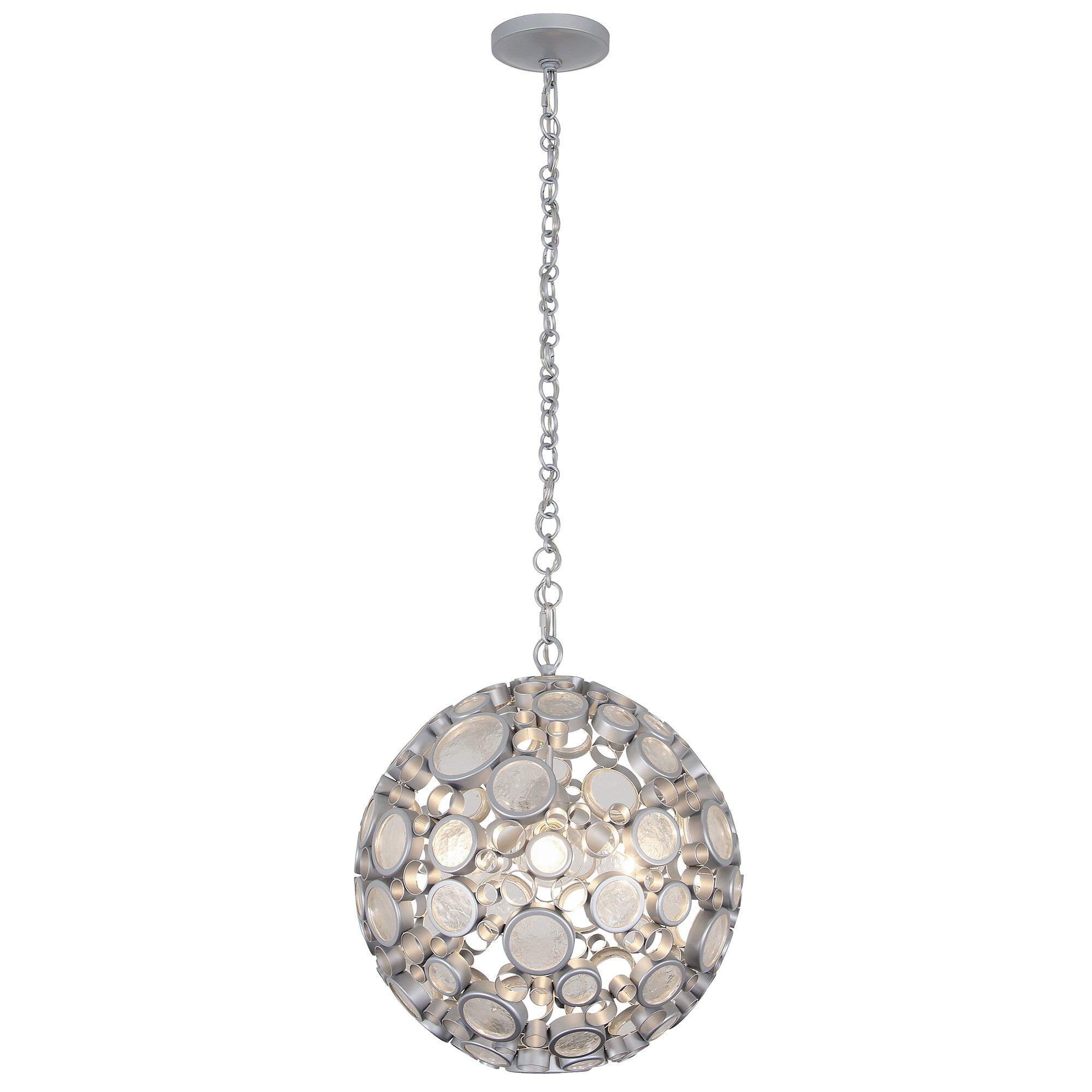 Varaluz Fascination 8 Light Globe Pendant Wayfair
