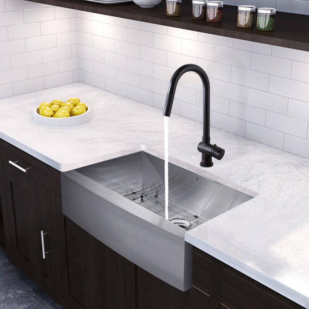 Wayfair Farmhouse Kitchen Sink