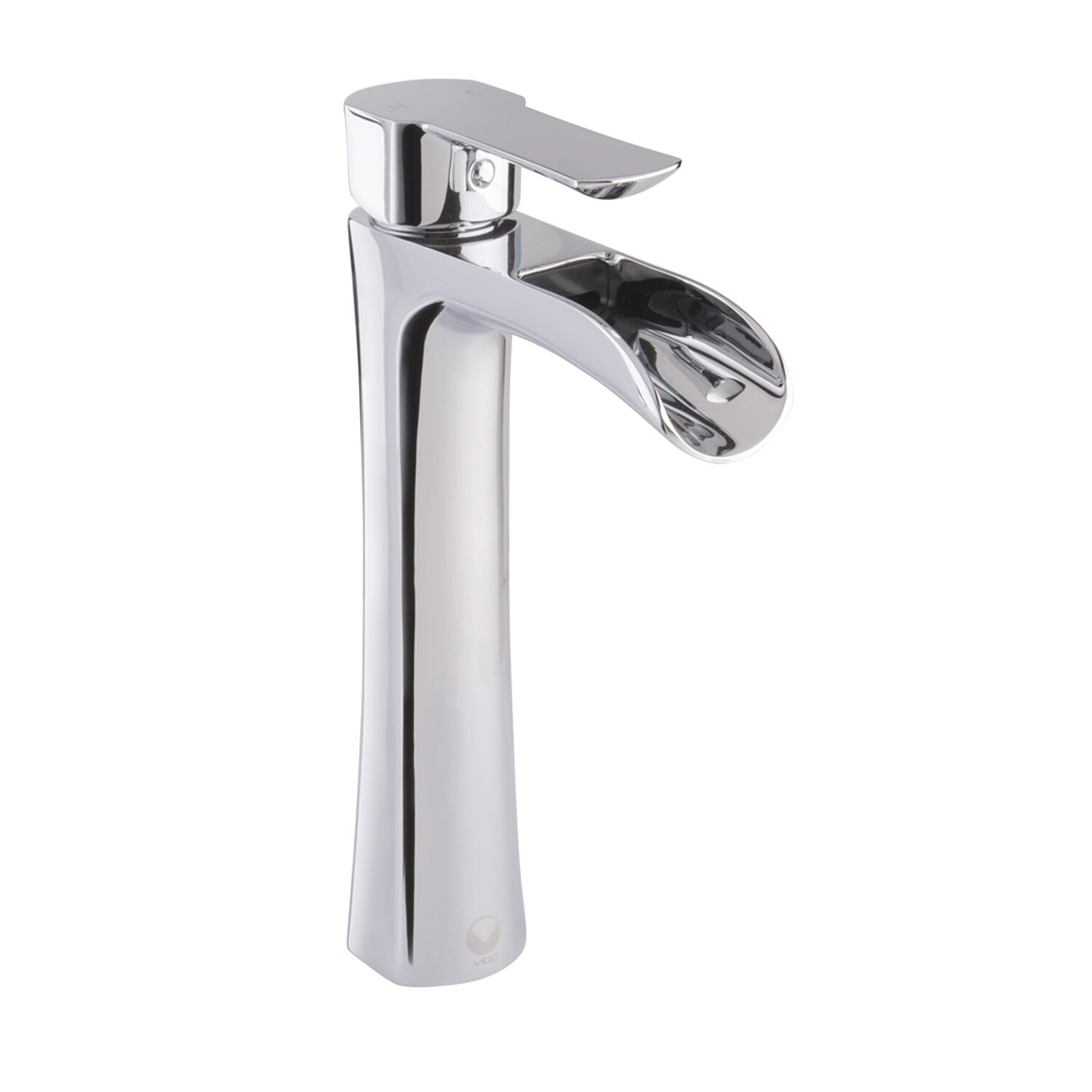 Vigo Niko Single Lever Vessel Bathroom Faucet Reviews Wayfair