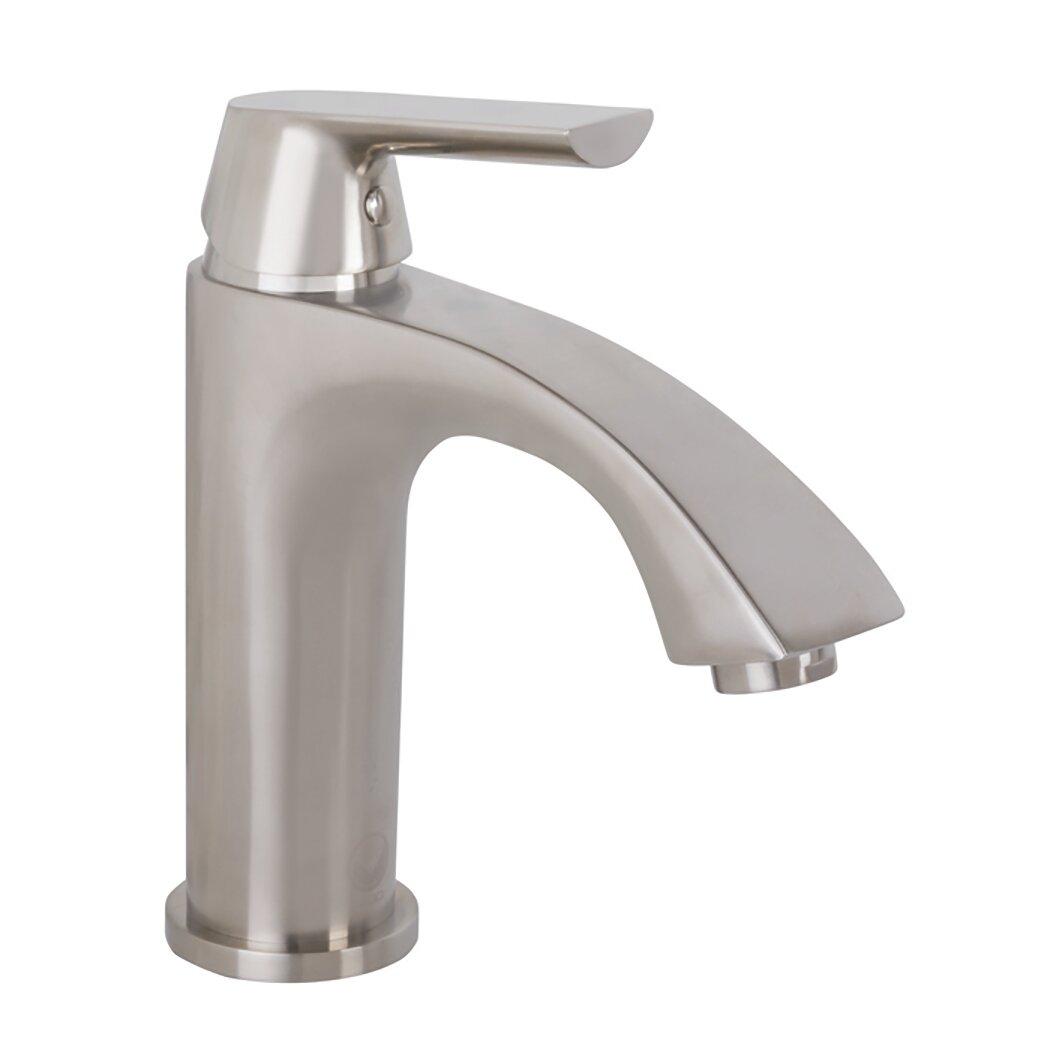 vigo penela bathroom single hole faucet reviews wayfair