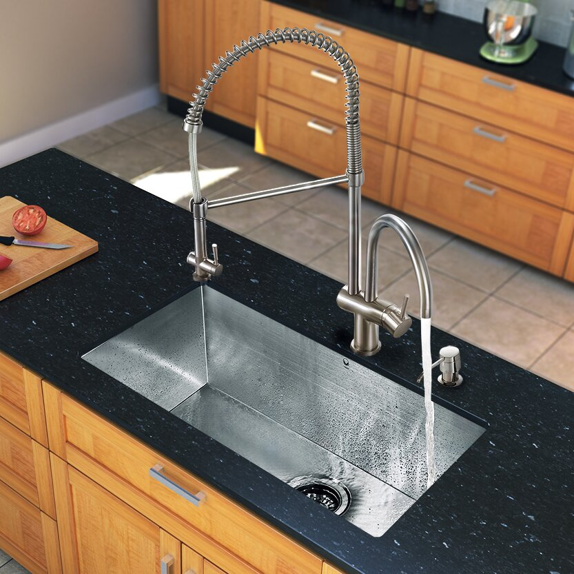 How To Take Off An Aerator On A Kitchen Sink