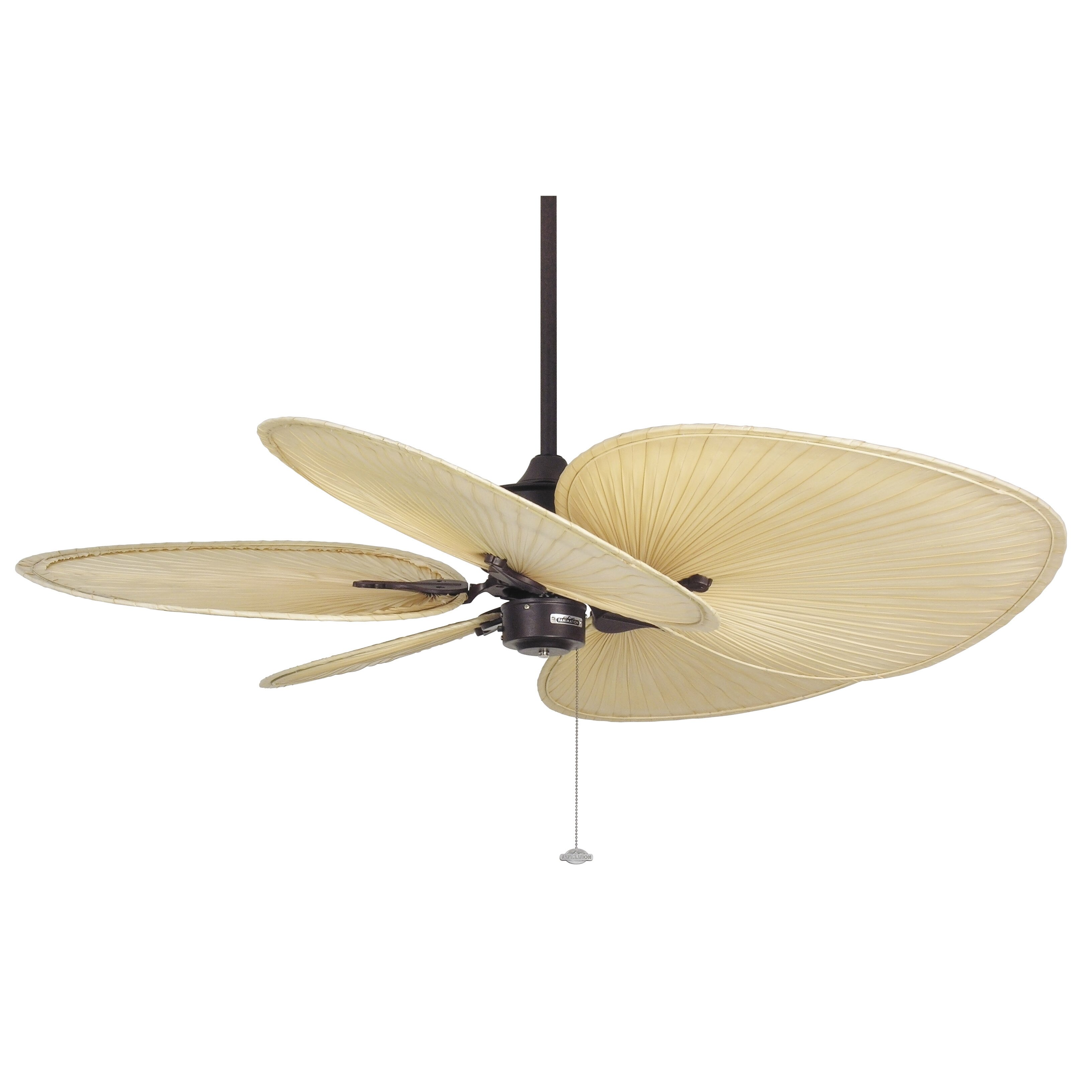 Fanimation 52 Quot Islander 5 Palm Blade Ceiling Fan Amp Reviews