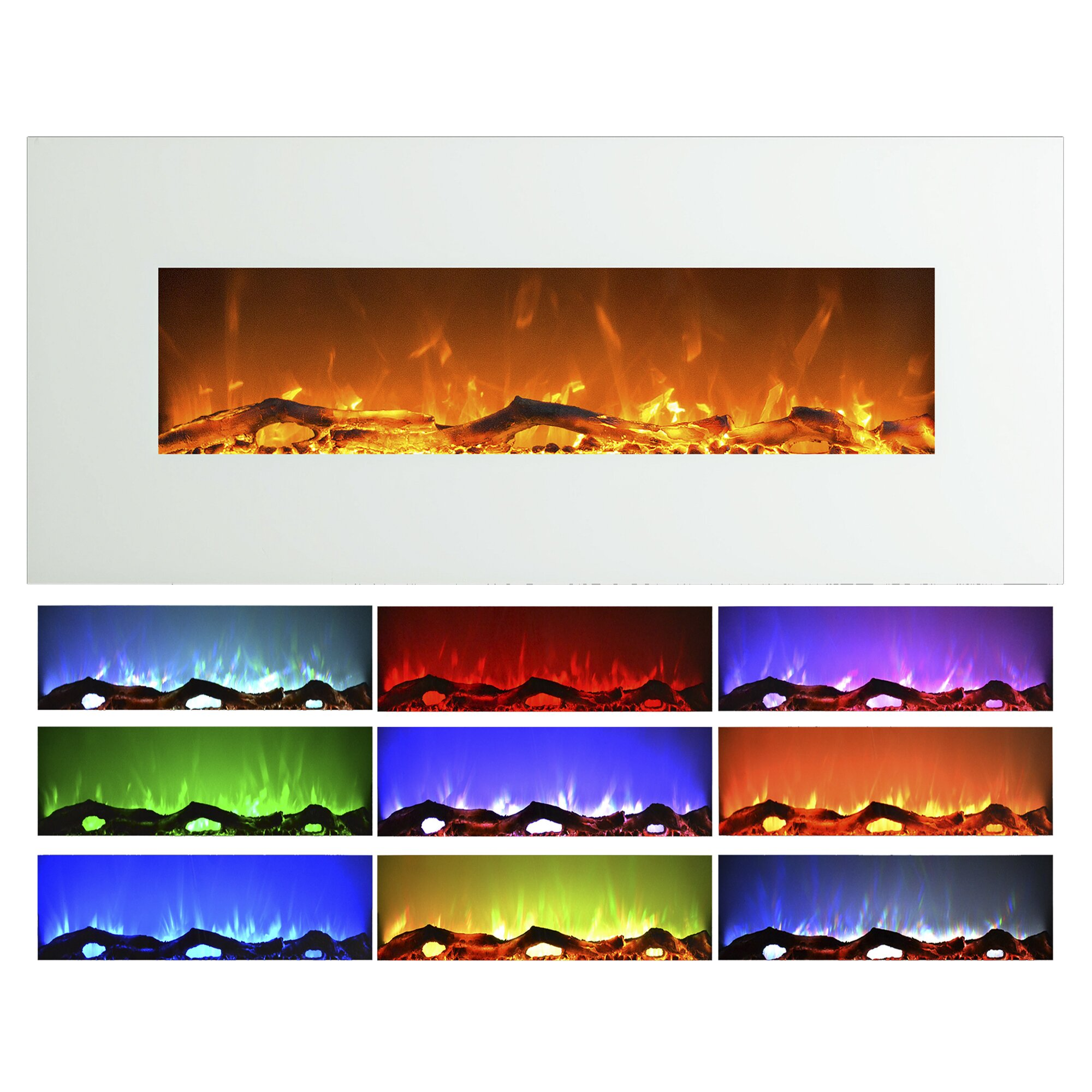 northwest pearl wall mount electric fireplace reviews