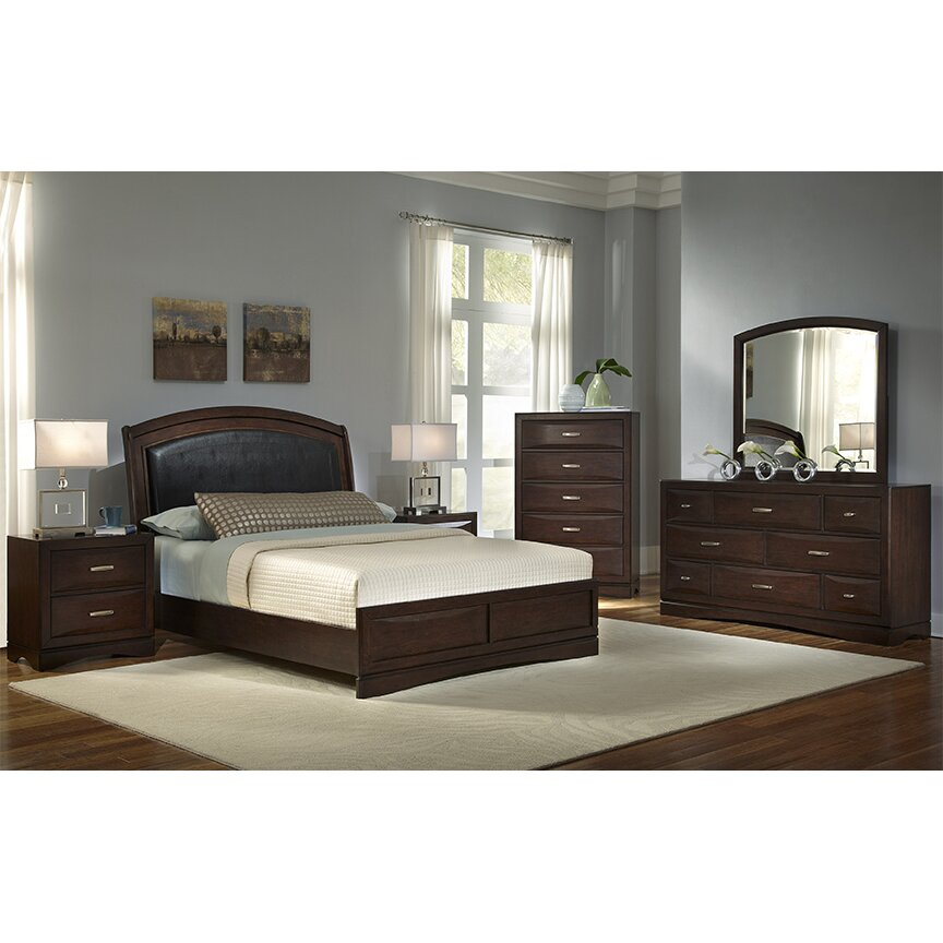 Najarian Furniture Beverly 8 Drawer Dresser With Mirror Reviews Wayfair