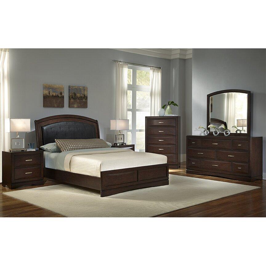 Wayfair Com Furniture: Najarian Furniture Beverly 8 Drawer Dresser With Mirror