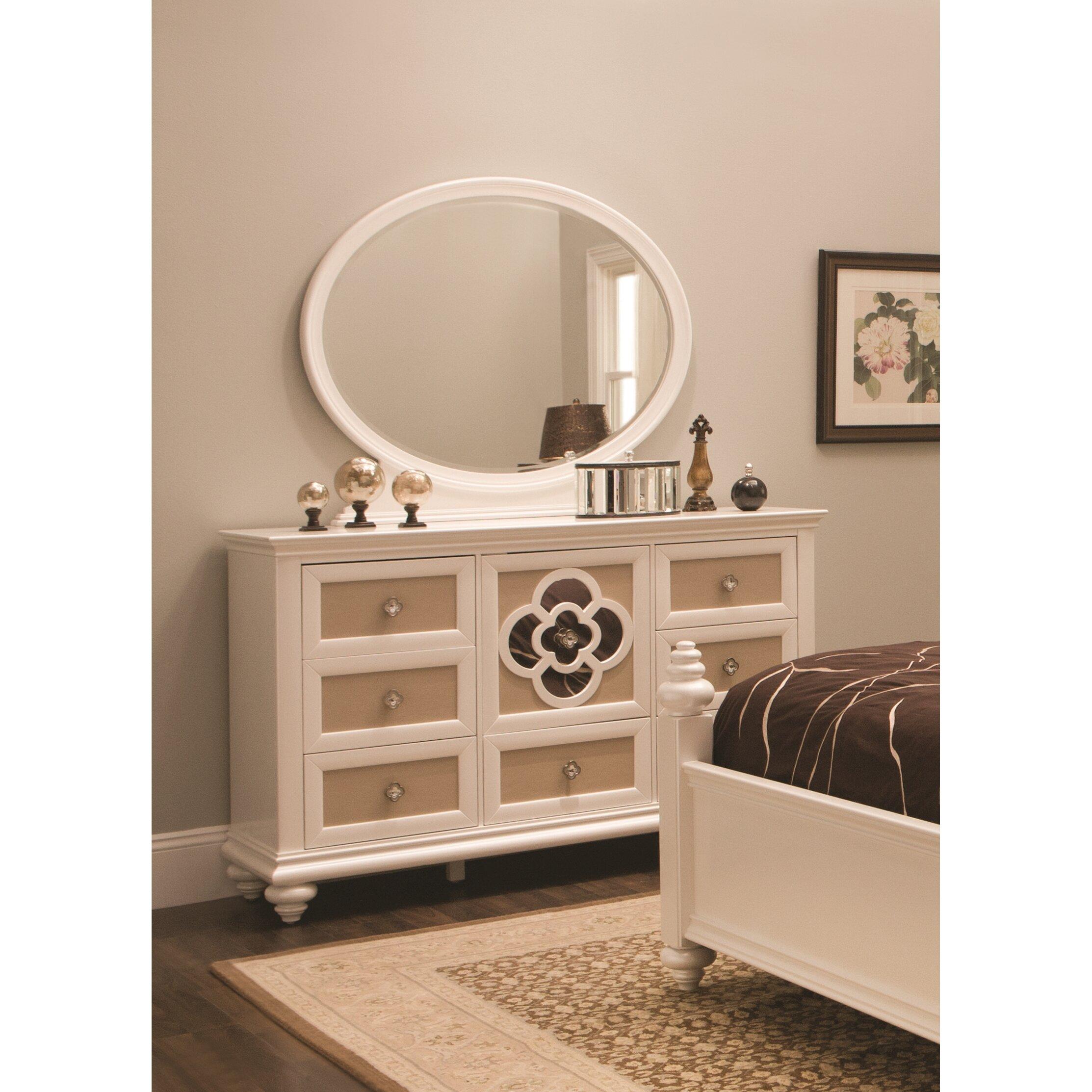 Najarian Furniture Paris Panel Customizable Bedroom Set
