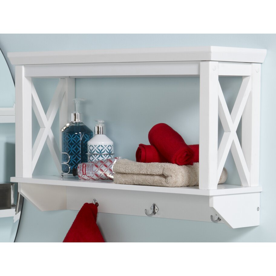 Riverridge home products 26 x bathroom shelf for Bathroom 00