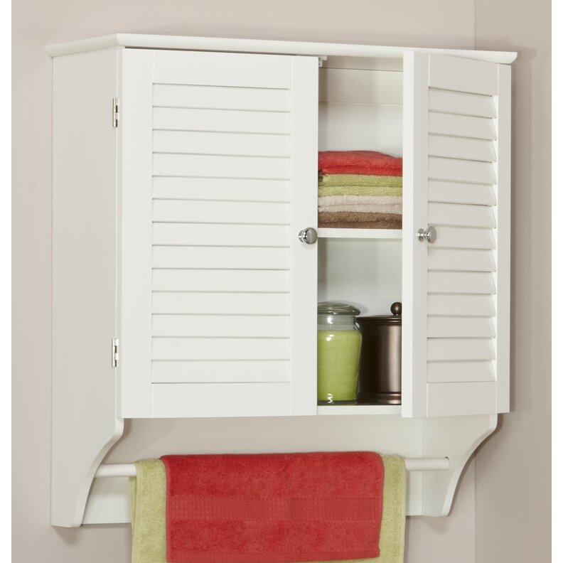 Riverridge Home Products Ellsworth X 25 Wall Mounted Cabinet Reviews Wayfair