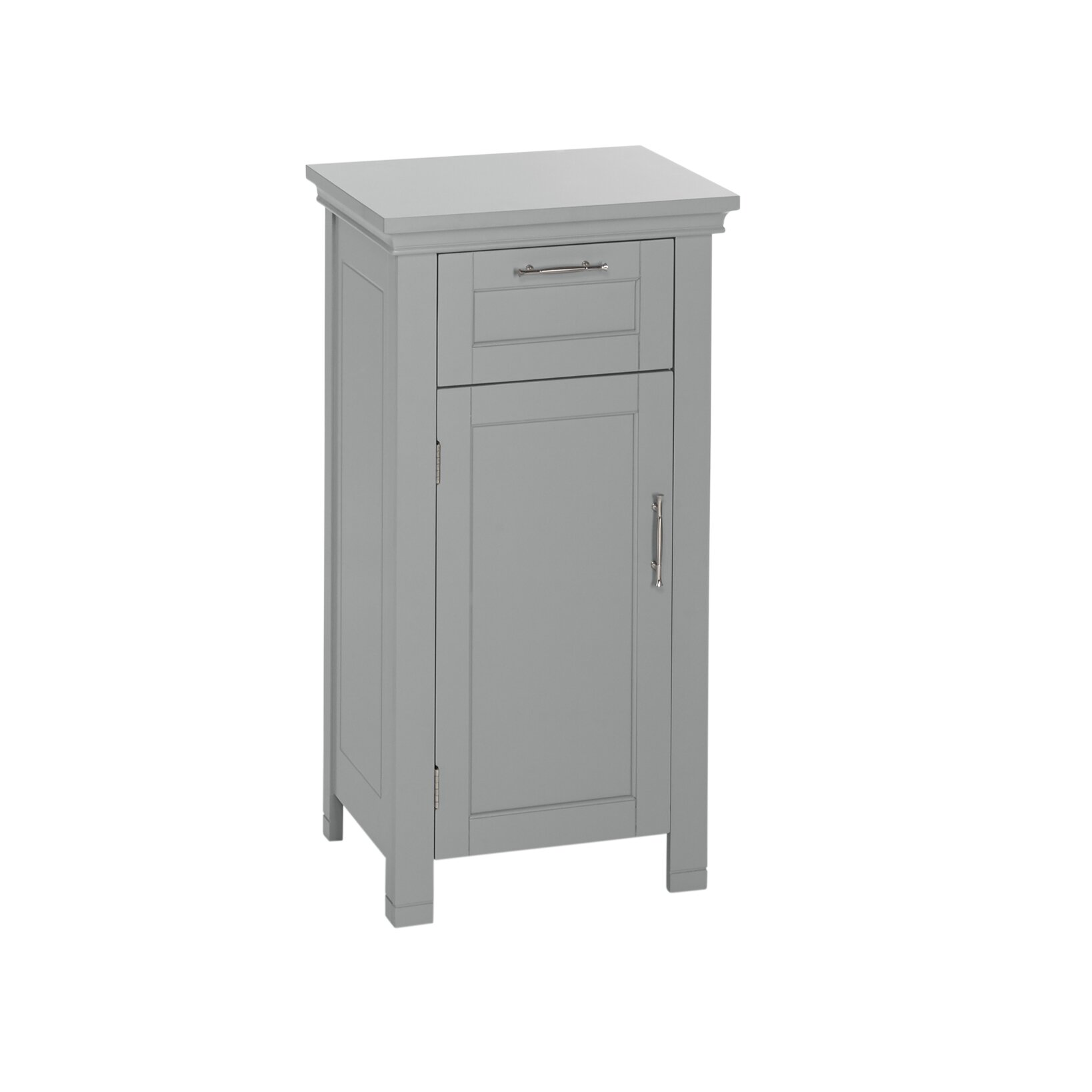Riverridge home products somerset 16 x 30 free standing - Free standing linen cabinets for bathroom ...